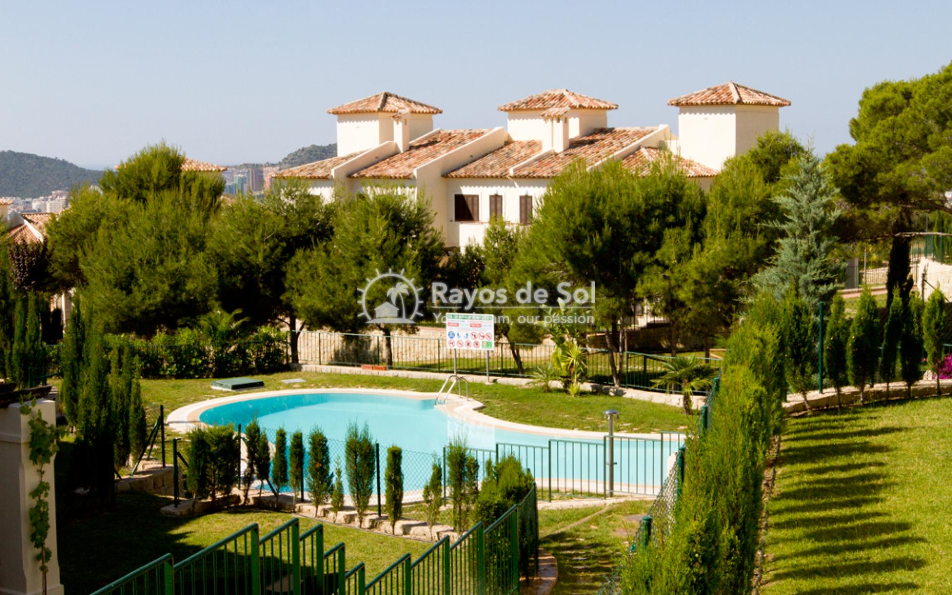 Townhouse  in Finestrat, Costa Blanca (Olivos DPX 2-3) - 5