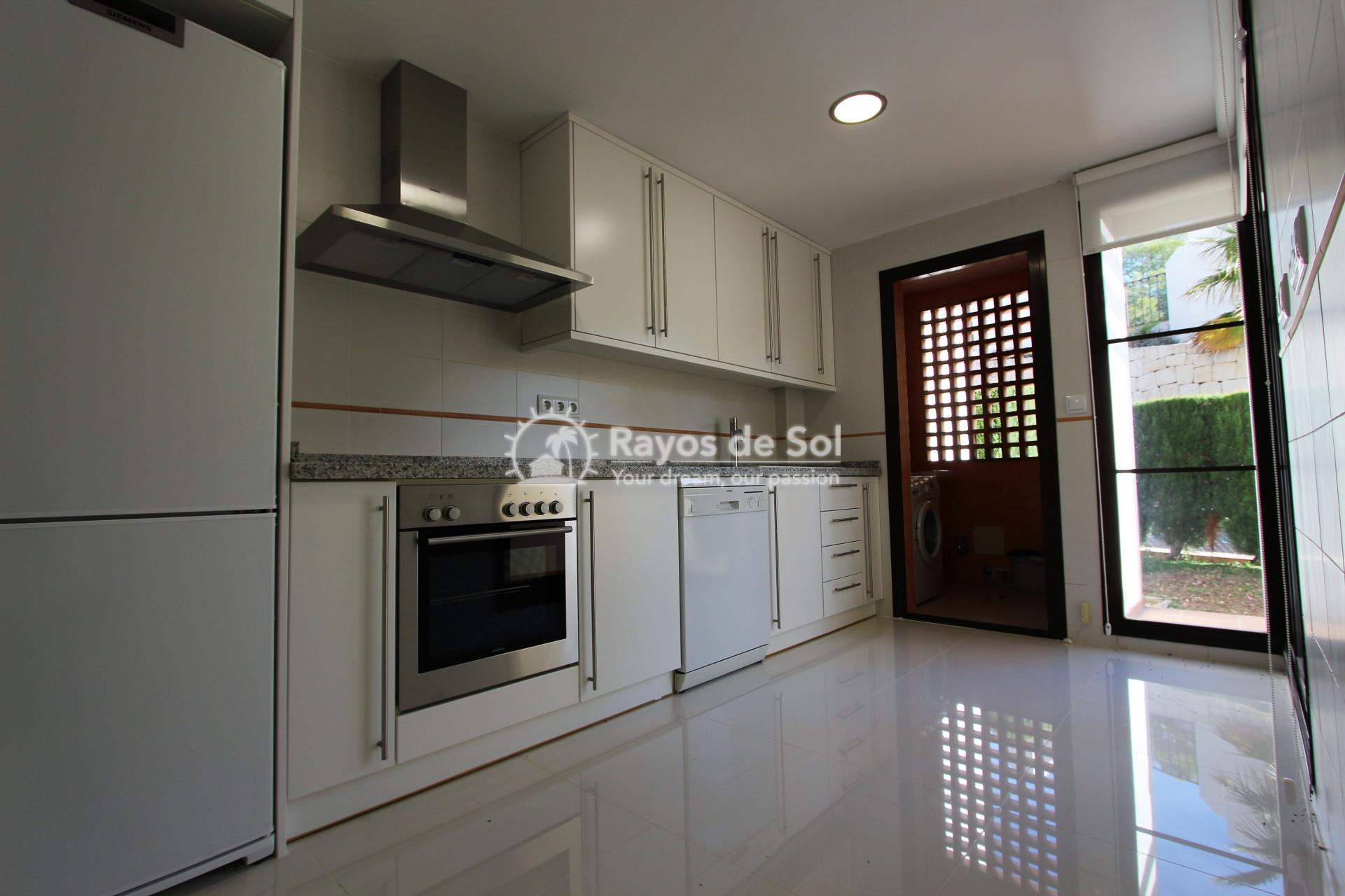 Townhouse  in Finestrat, Costa Blanca (Olivos DPX 2-3) - 12
