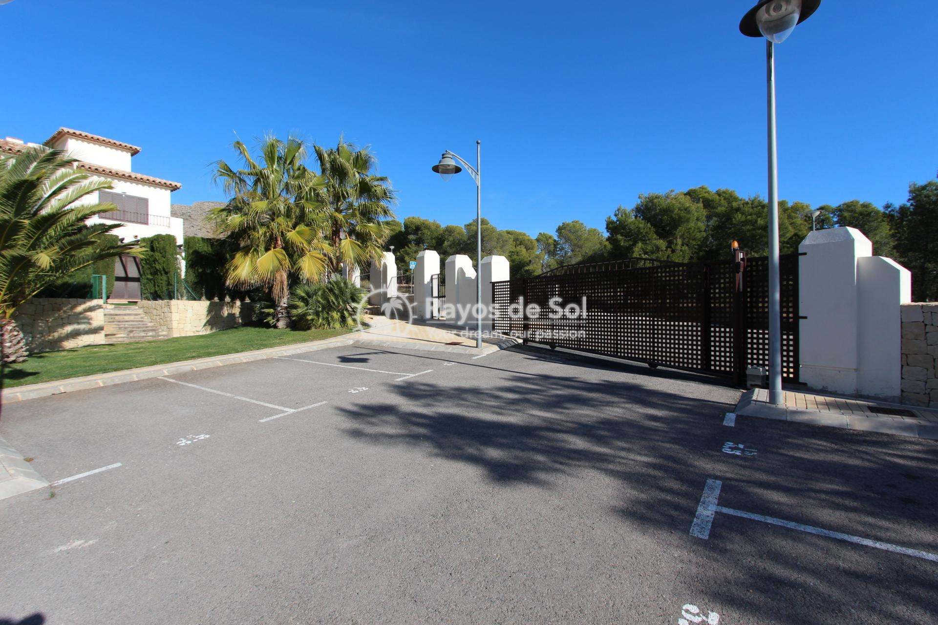 Townhouse  in Finestrat, Costa Blanca (Olivos DPX 2-3) - 21
