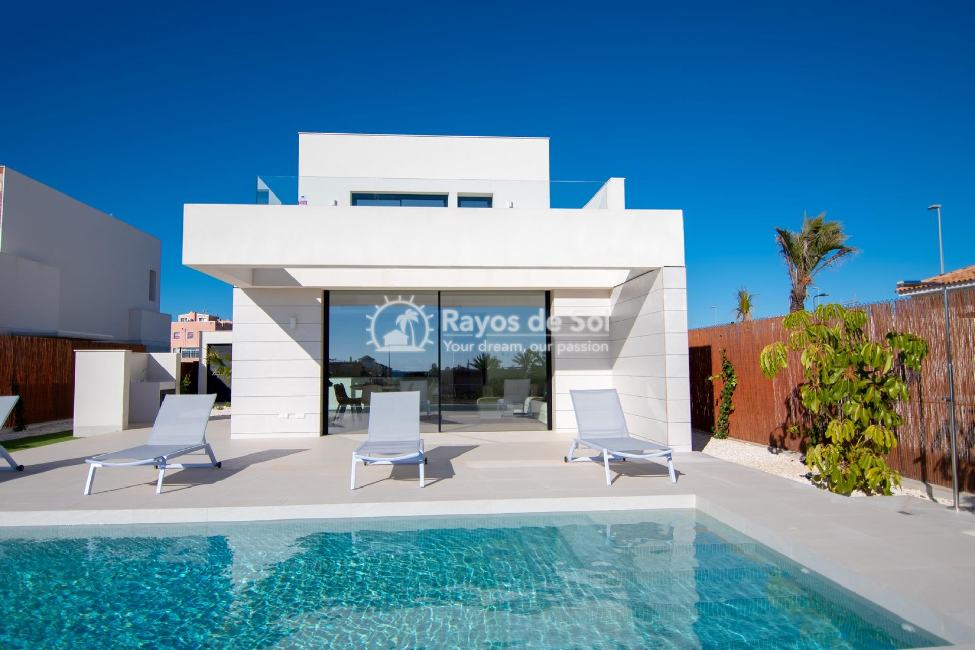Detached villa  in Los Montesinos, Costa Blanca (montesinosv-3d) - 2
