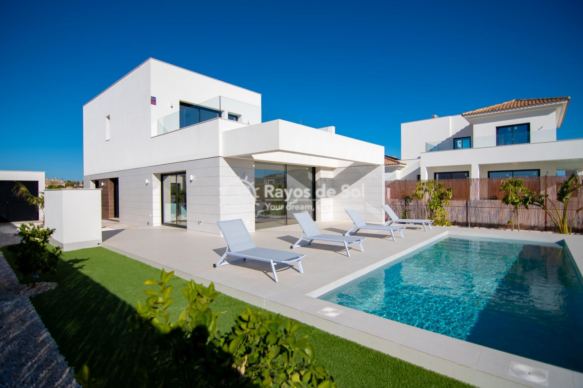Detached villa  in Los Montesinos, Costa Blanca (montesinosv-3d) - 3