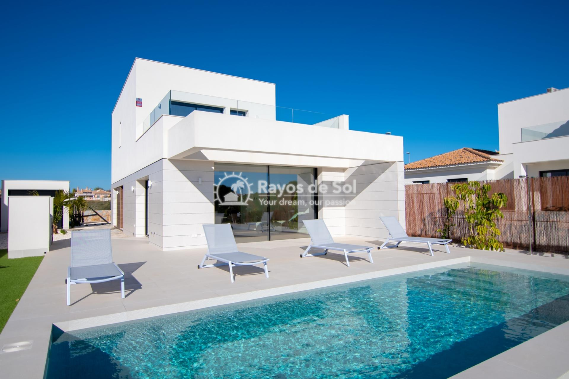 Detached villa  in Los Montesinos, Costa Blanca (montesinosv-3d) - 1