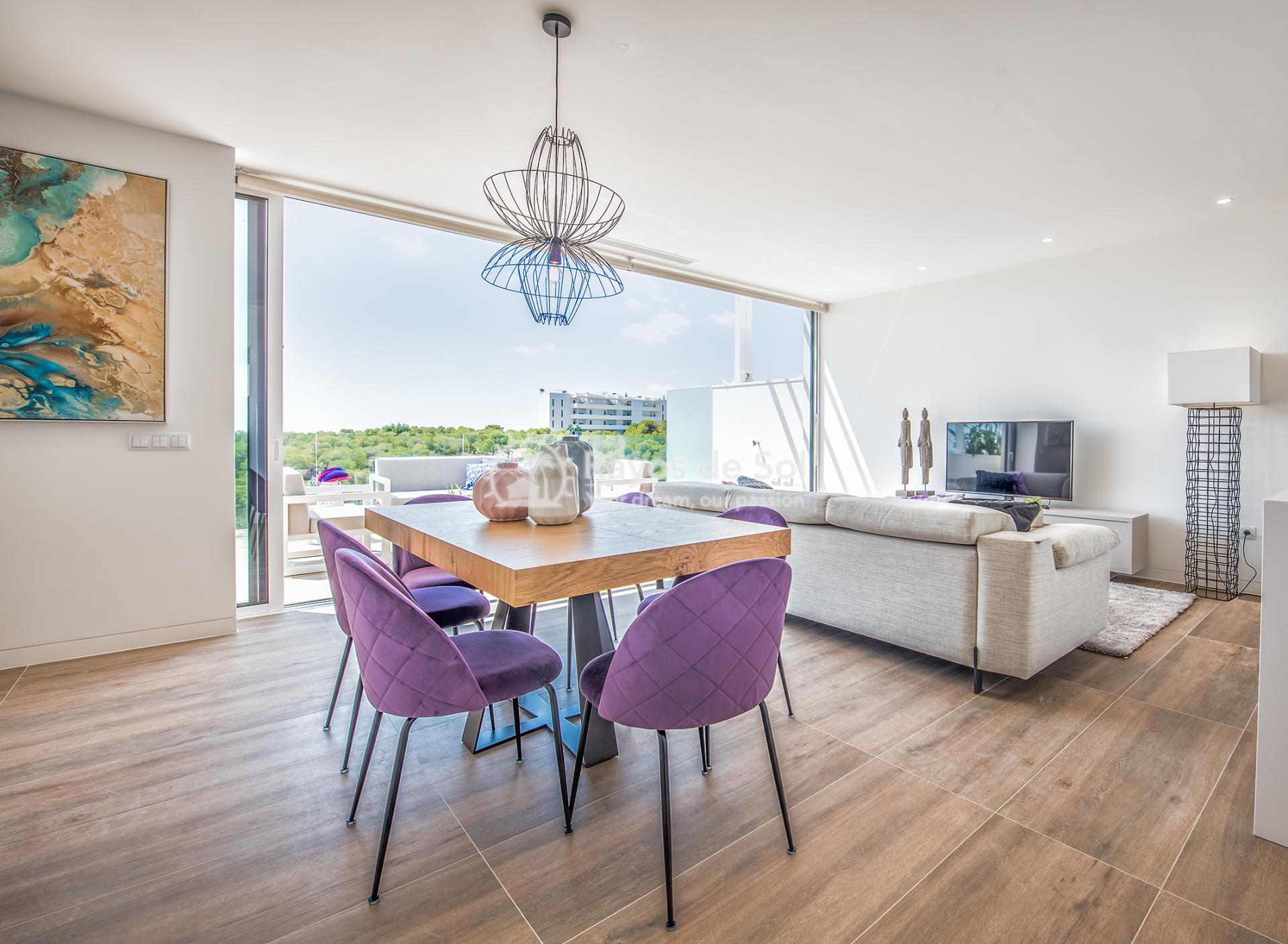 Apartment  in Las Colinas, Orihuela Costa, Costa Blanca (Naranjo apt 2-2) - 4