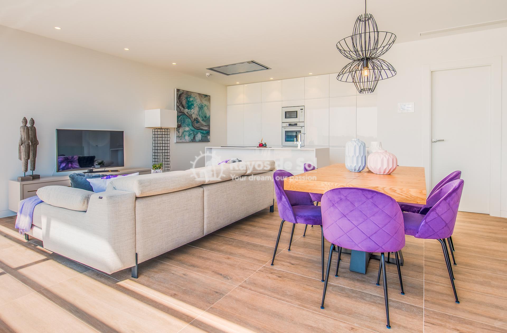 Apartment  in Las Colinas, Orihuela Costa, Costa Blanca (Naranjo apt 2-2) - 6