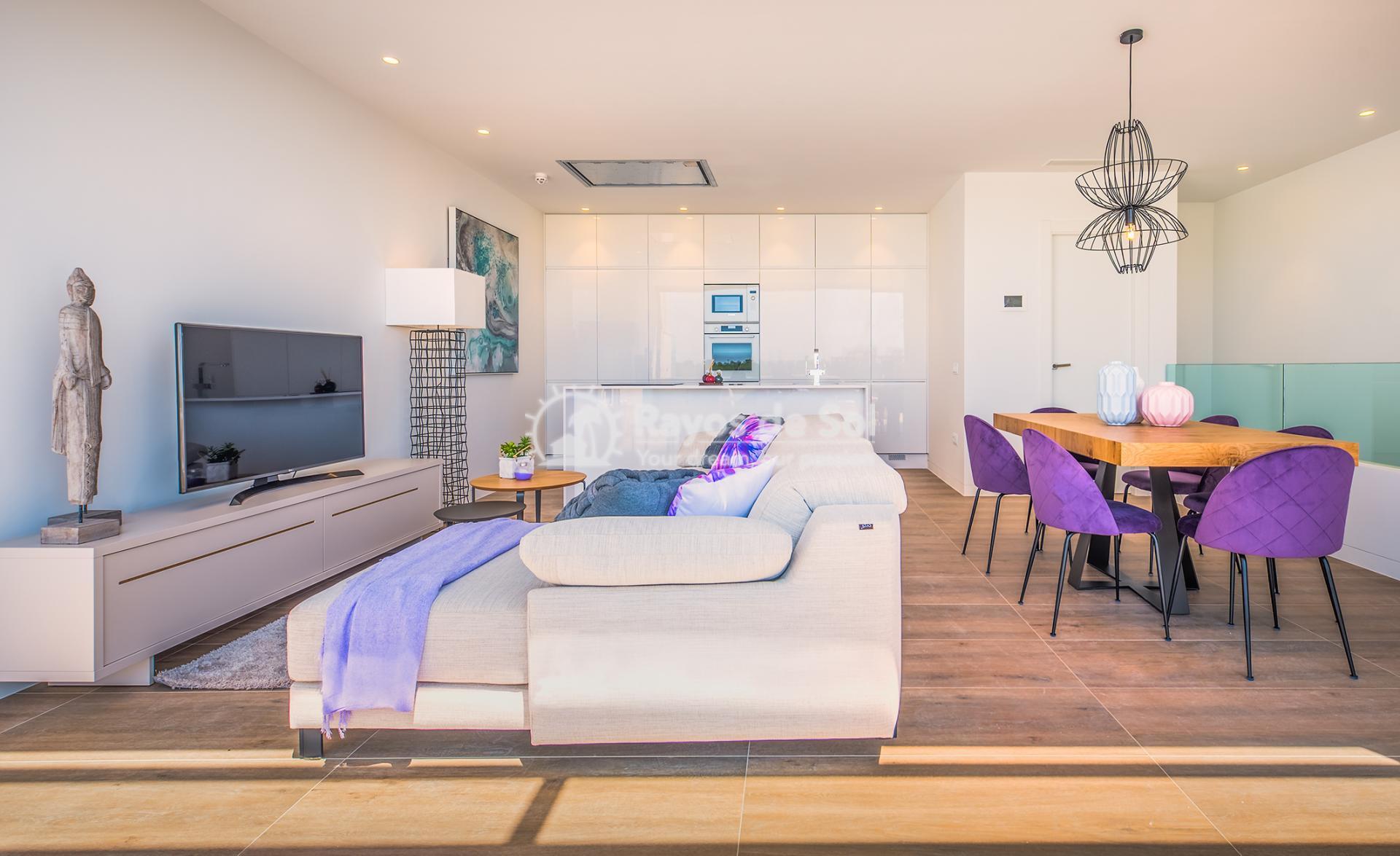 Apartment  in Las Colinas, Orihuela Costa, Costa Blanca (Naranjo apt 2-2) - 7
