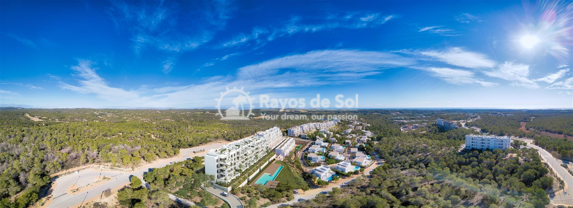 Apartment  in Las Colinas, Orihuela Costa, Costa Blanca (LCMANA33-2A) - 14