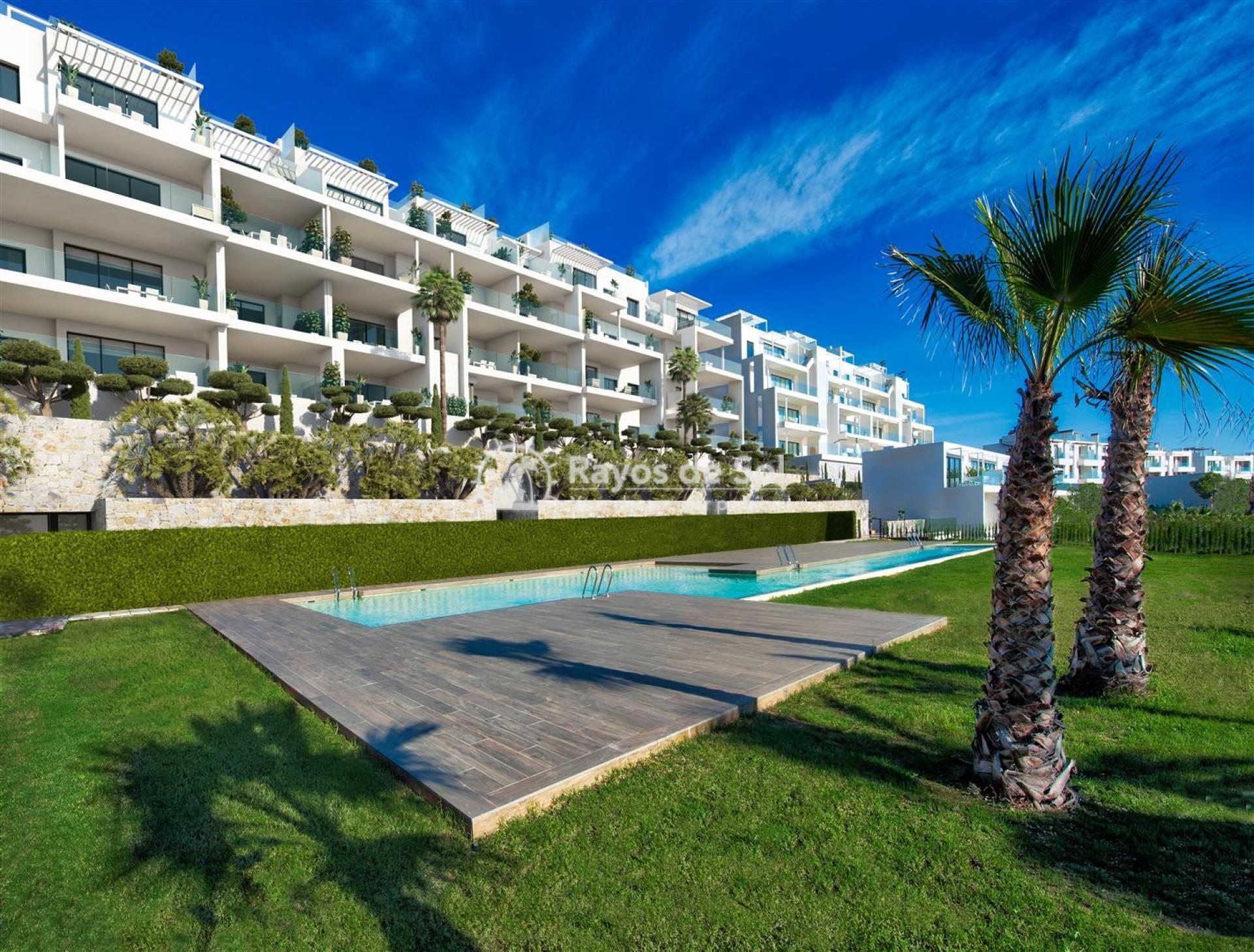 Apartment  in Las Colinas, Orihuela Costa, Costa Blanca (LCMANA33-2A) - 2