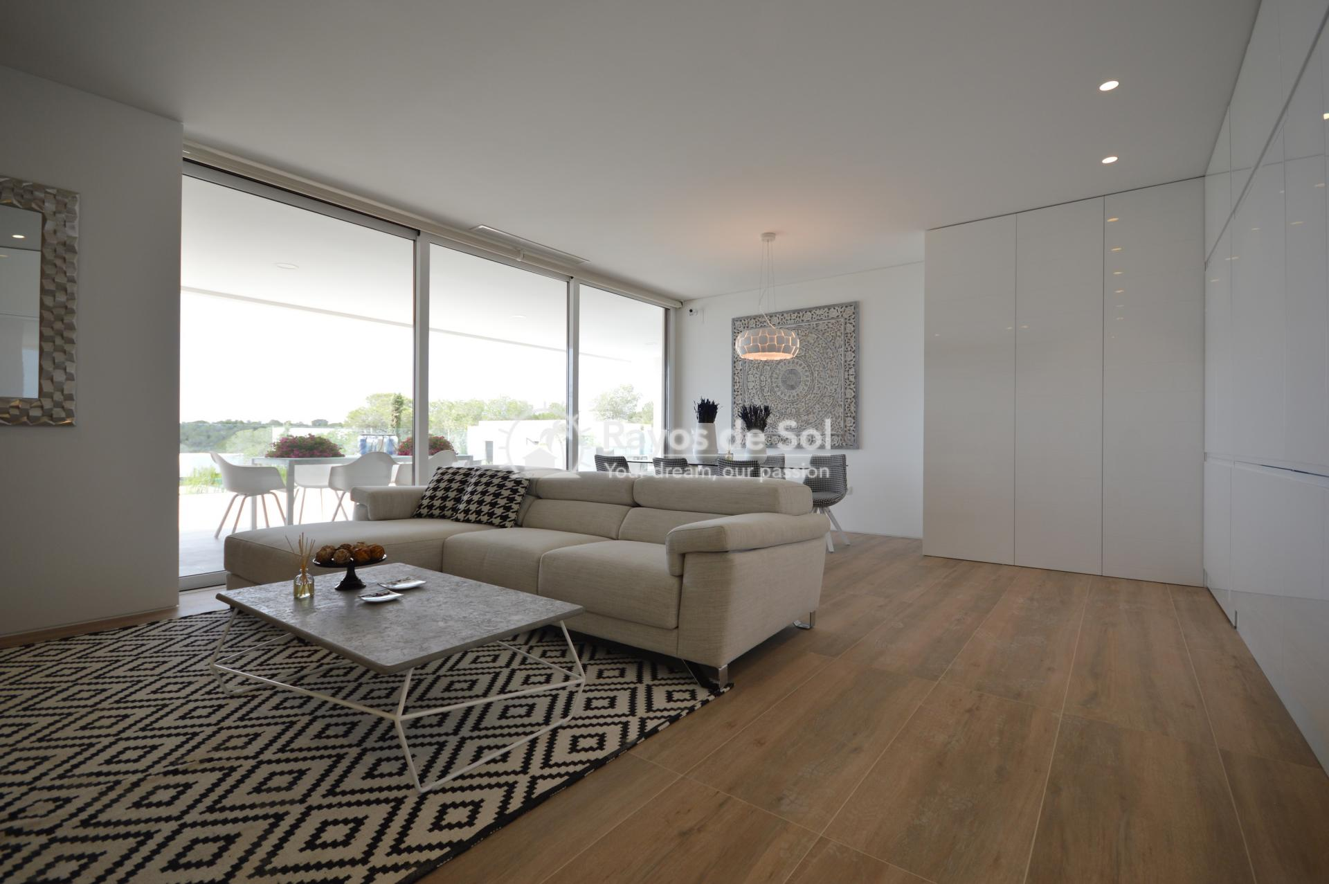 Penthouse  in Las Colinas, Orihuela Costa, Costa Blanca (LCMANA33-2P) - 4