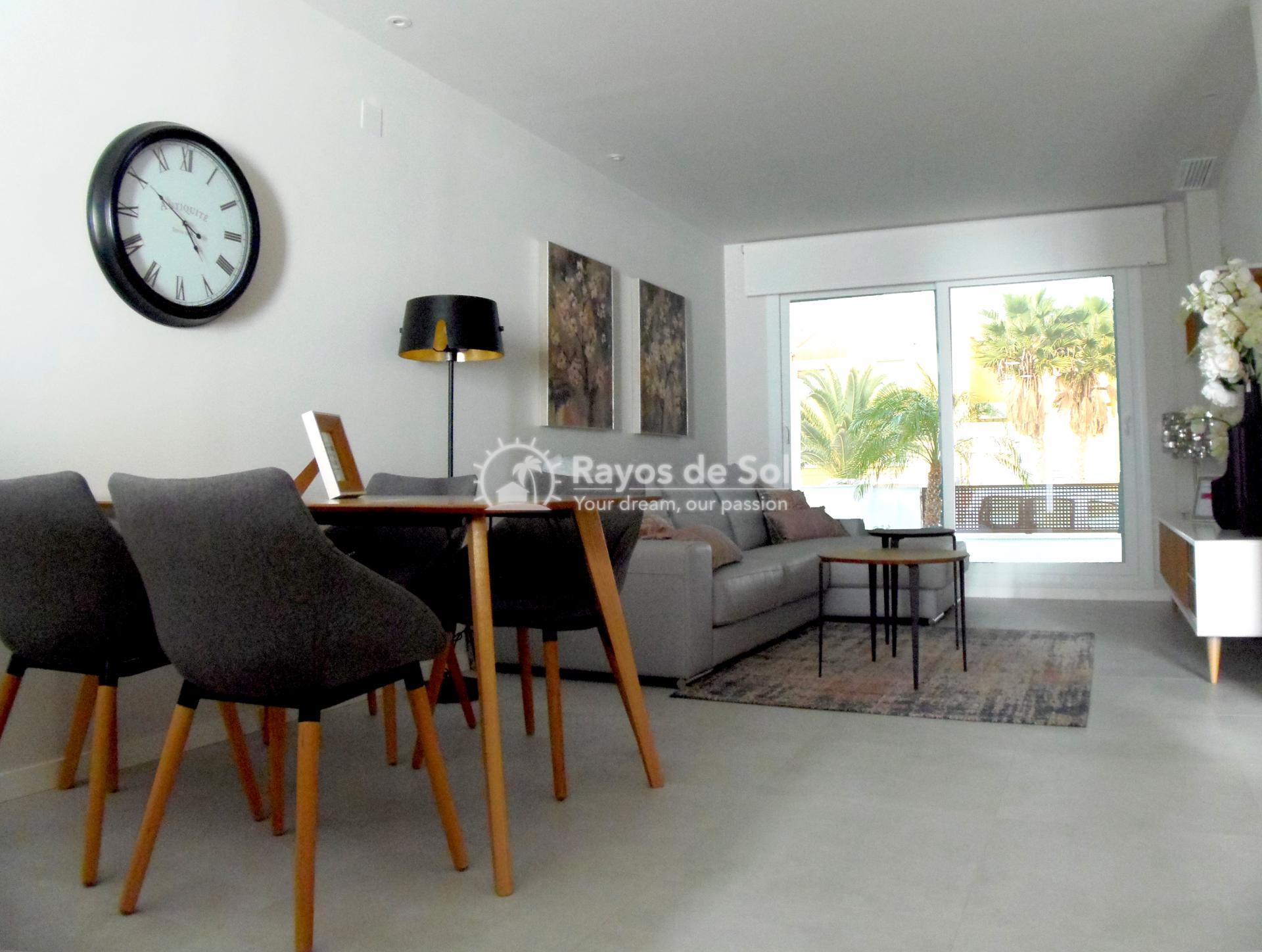 Ground floor appartement  in San Pedro del Pinatar, Costa Cálida (SPVPSPB) - 3