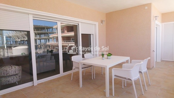 Apartment  in La Zenia, Orihuela Costa, Costa Blanca (Vista Azul 31 AP3-2) - 18