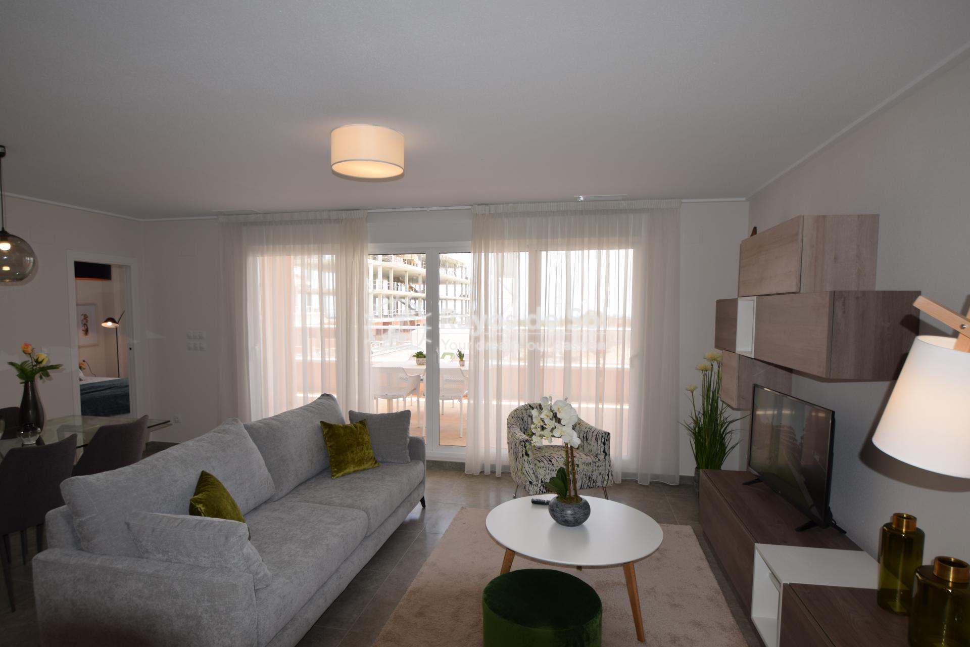 Apartment  in La Zenia, Orihuela Costa, Costa Blanca (Vista Azul 31 AP3-2) - 9