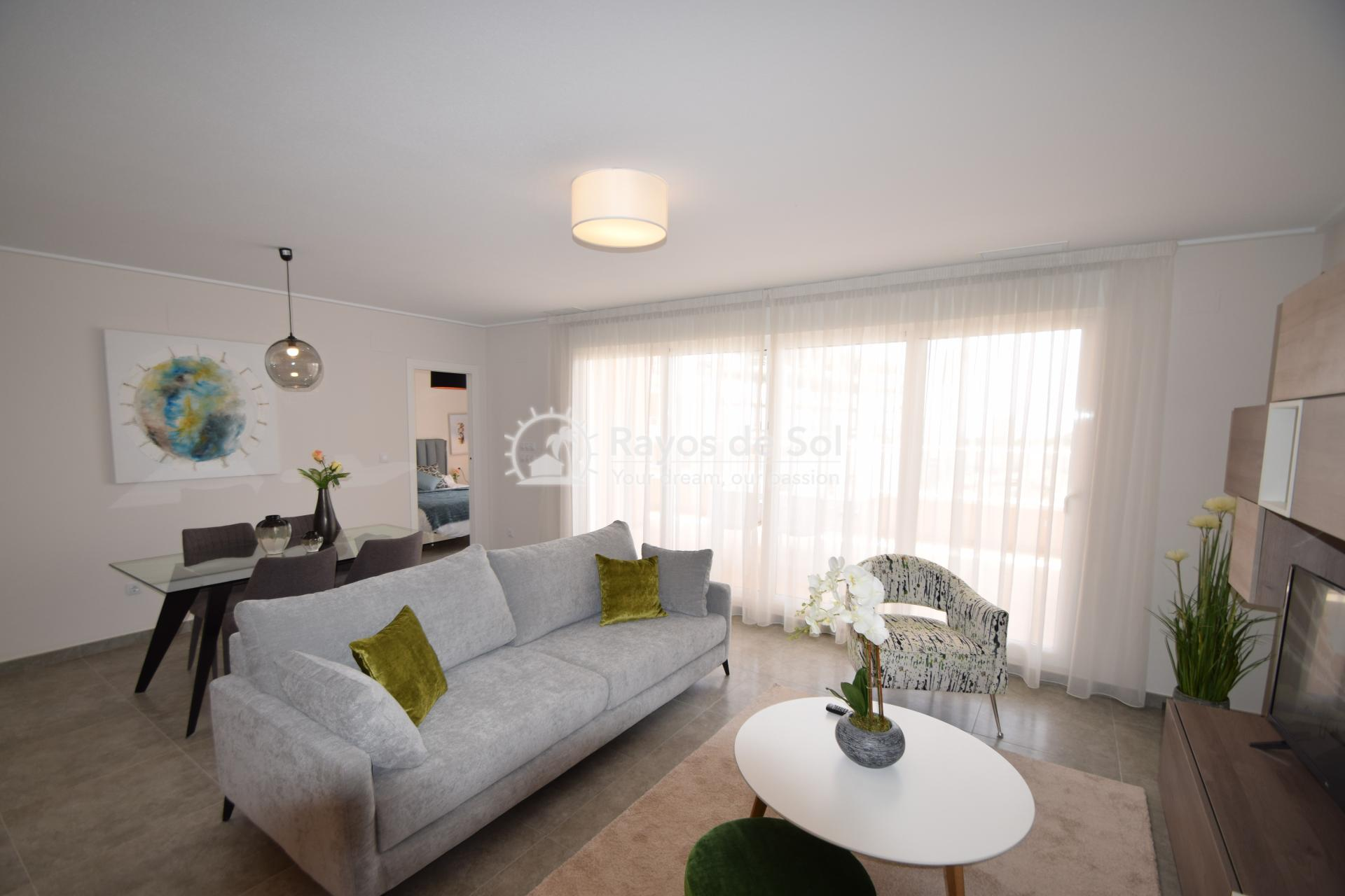 Apartment  in La Zenia, Orihuela Costa, Costa Blanca (Vista Azul 31 AP3-2) - 8