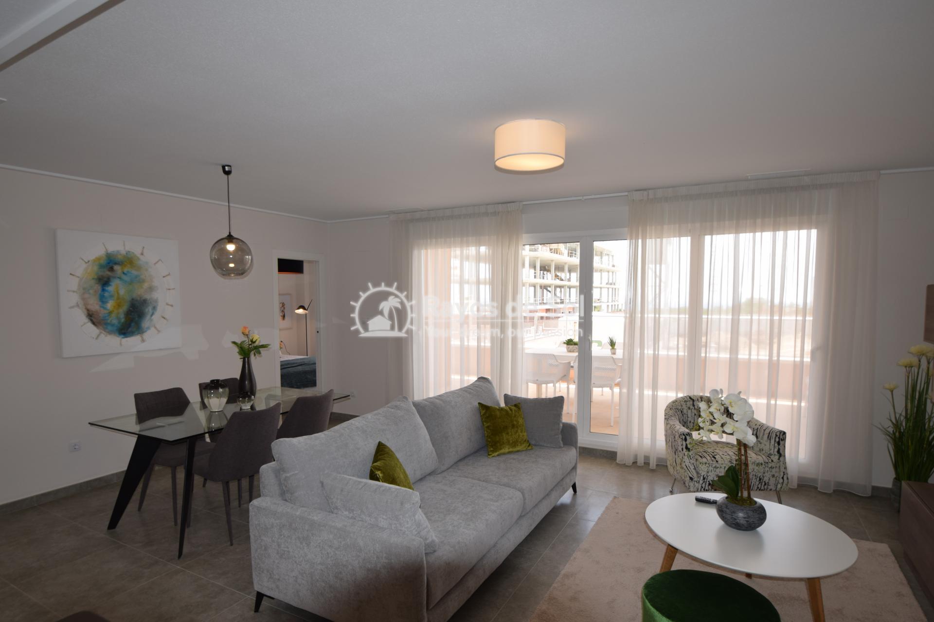 Apartment  in La Zenia, Orihuela Costa, Costa Blanca (Vista Azul 31 AP3-2) - 7