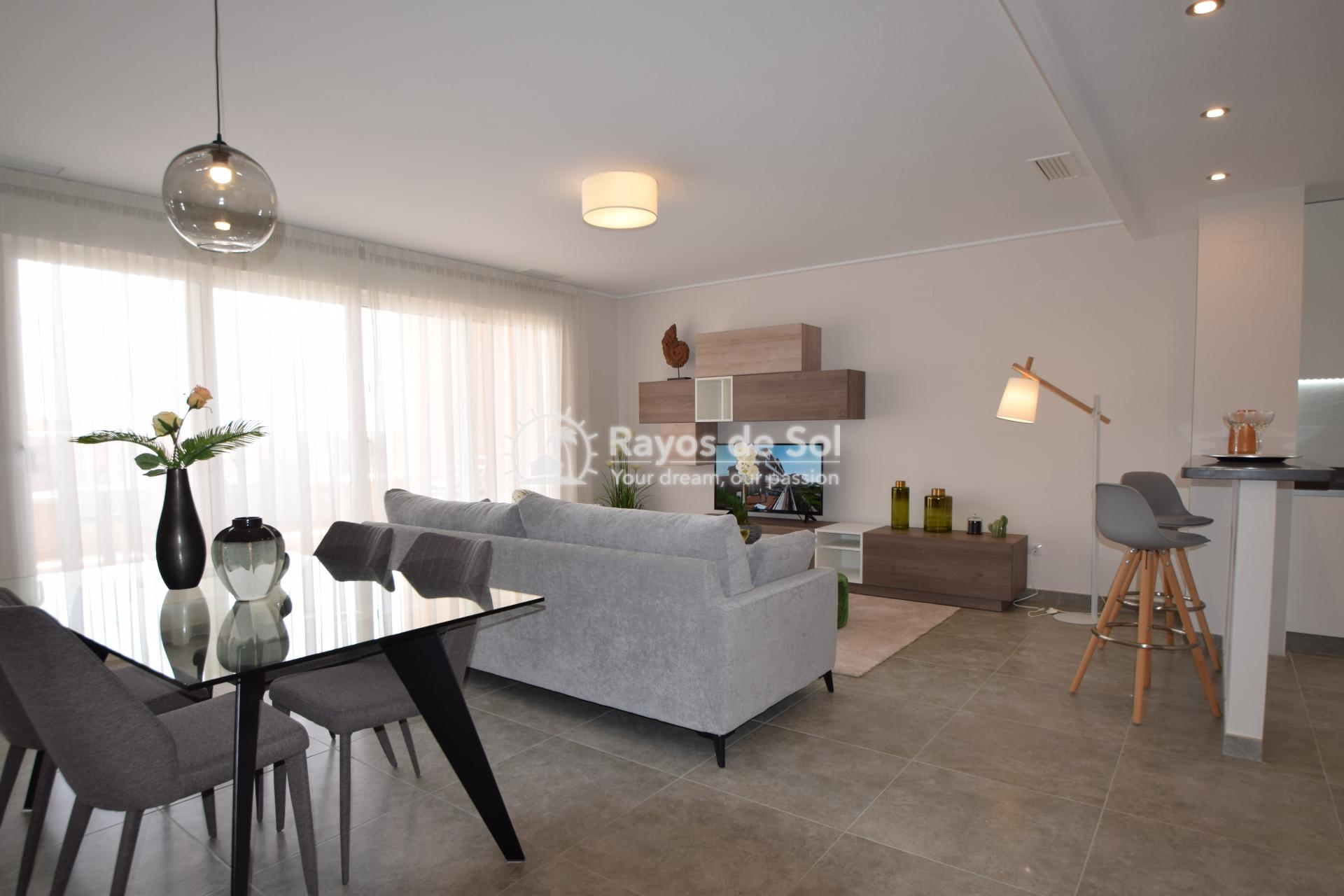 Apartment  in La Zenia, Orihuela Costa, Costa Blanca (Vista Azul 31 AP3-2) - 6