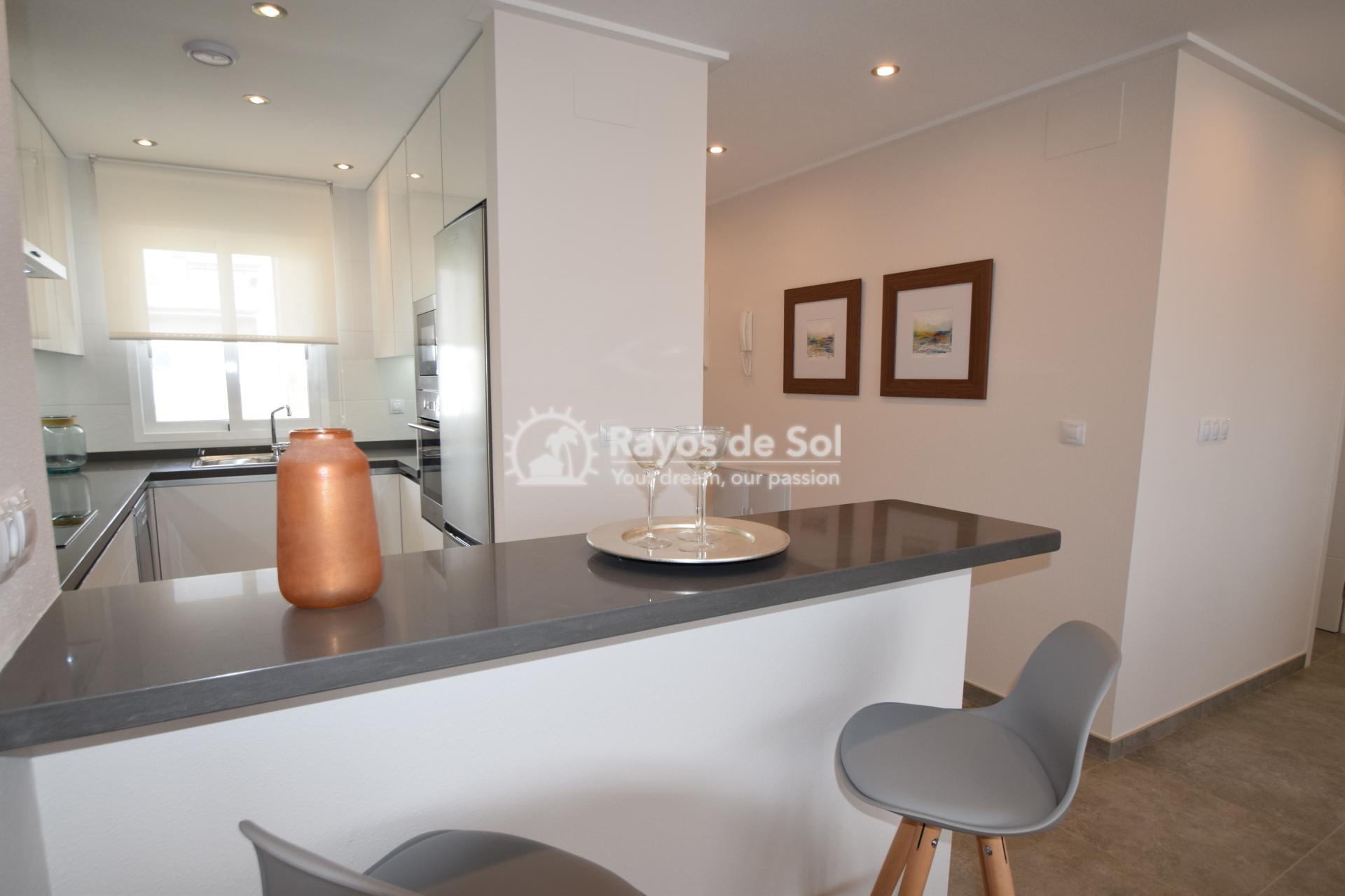 Apartment  in La Zenia, Orihuela Costa, Costa Blanca (Vista Azul 31 AP3-2) - 16