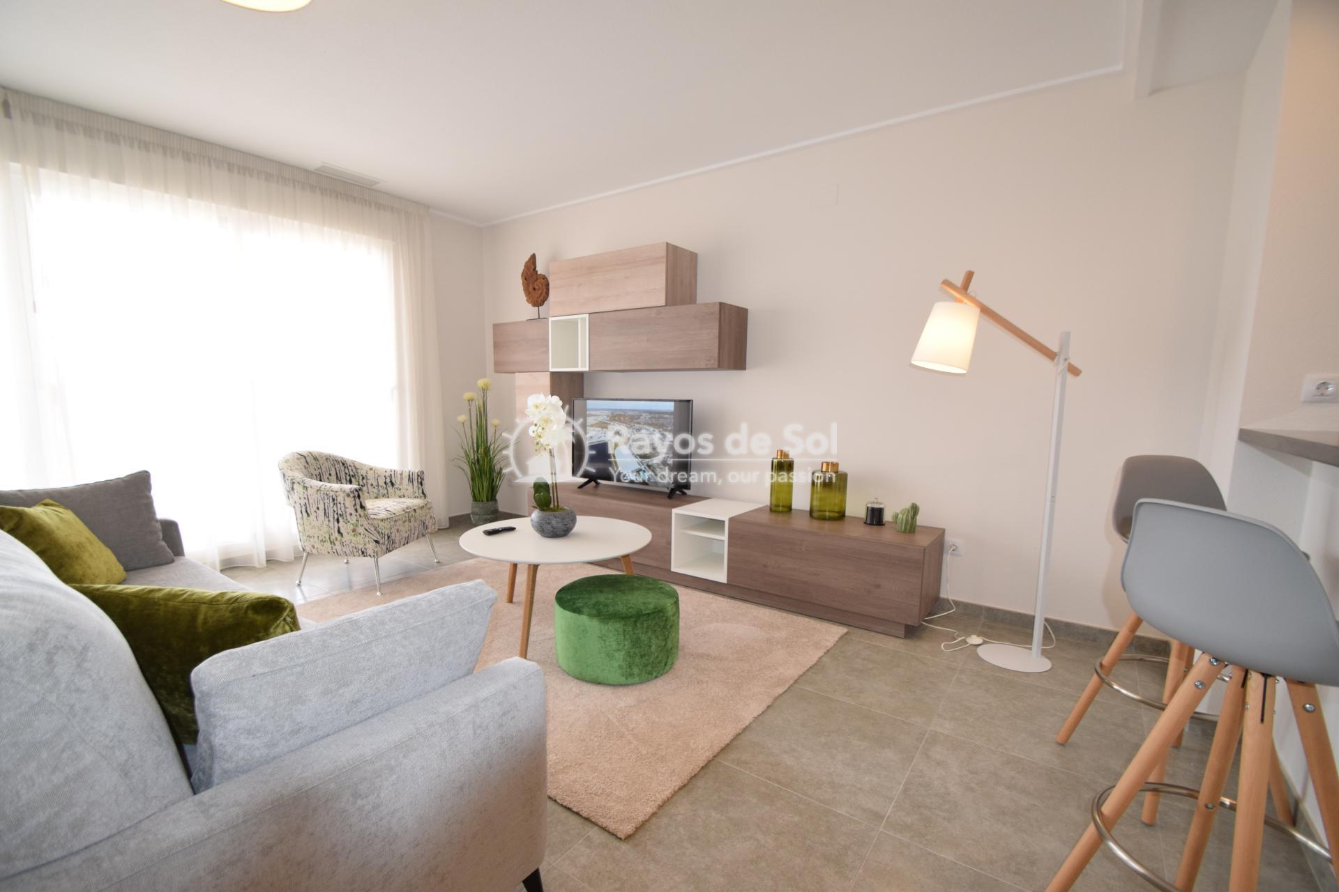 Apartment  in La Zenia, Orihuela Costa, Costa Blanca (Vista Azul 31 AP3-2) - 11