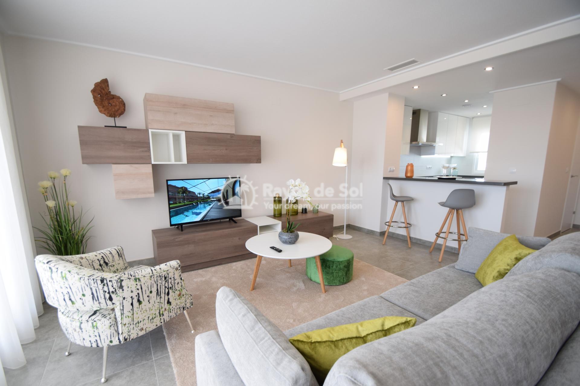 Apartment  in La Zenia, Orihuela Costa, Costa Blanca (Vista Azul 31 AP3-2) - 13