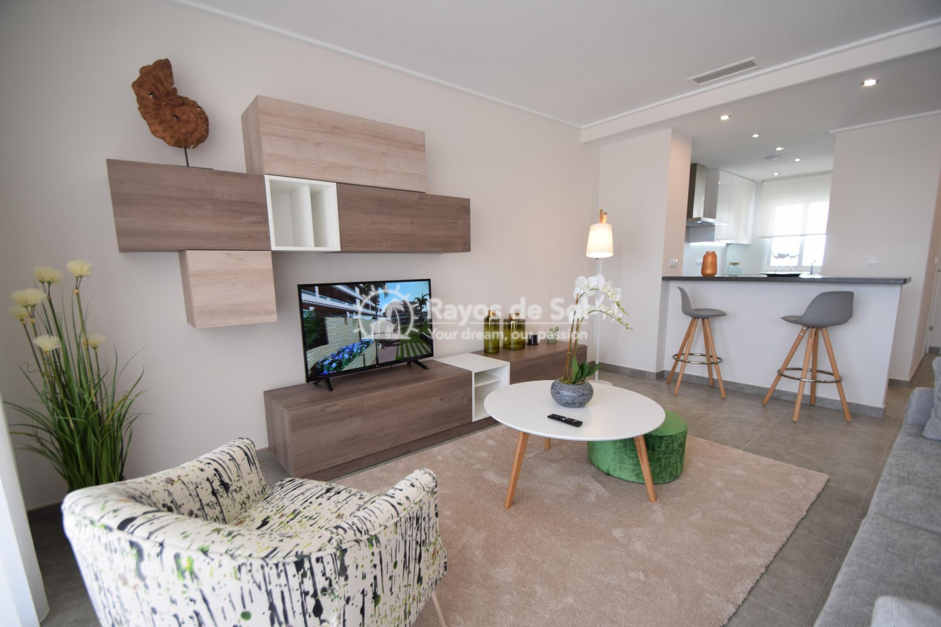 Apartment  in La Zenia, Orihuela Costa, Costa Blanca (Vista Azul 31 AP3-2) - 3