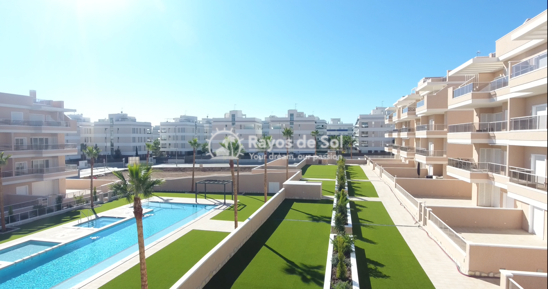 Apartment  in La Zenia, Orihuela Costa, Costa Blanca (Vista Azul 31 AP3-2) - 29