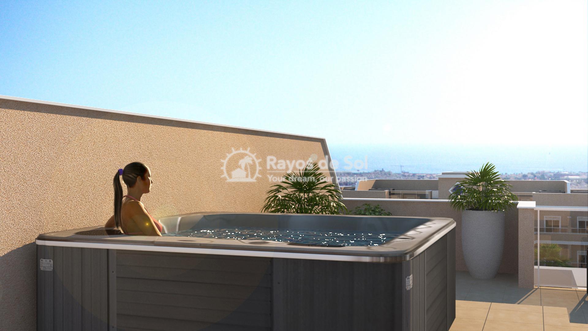 Penthouse  in La Zenia, Orihuela Costa, Costa Blanca (Vista Azul 31 PH3-2) - 27