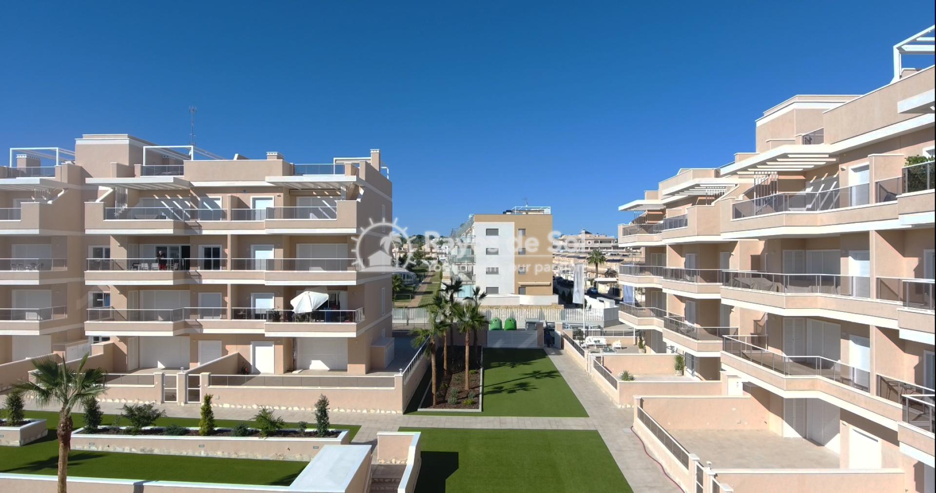 Penthouse  in La Zenia, Orihuela Costa, Costa Blanca (Vista Azul 31 PH3-2) - 30