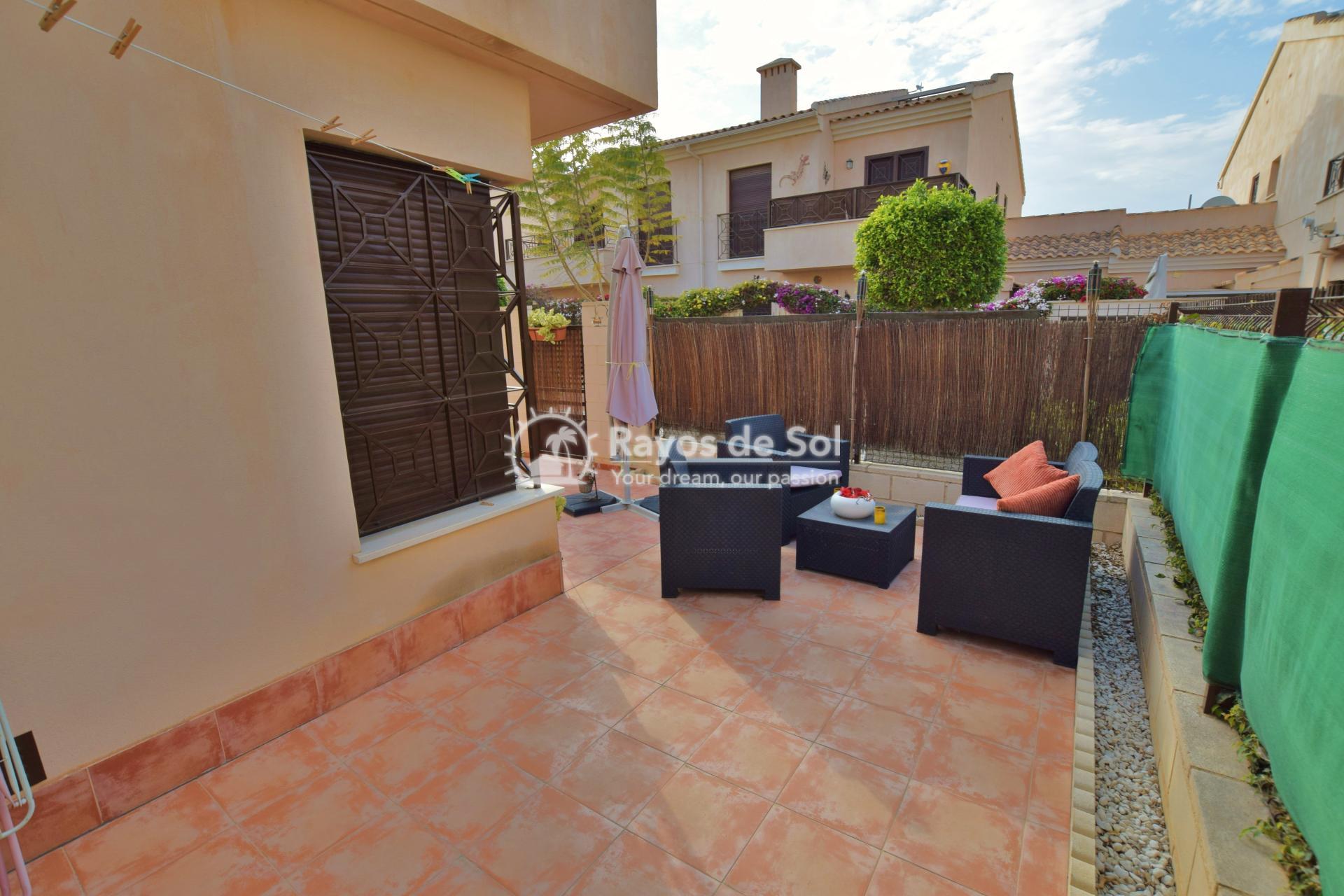Quadvilla  in San Cayetano, Costa Cálida (SCRE0029) - 9