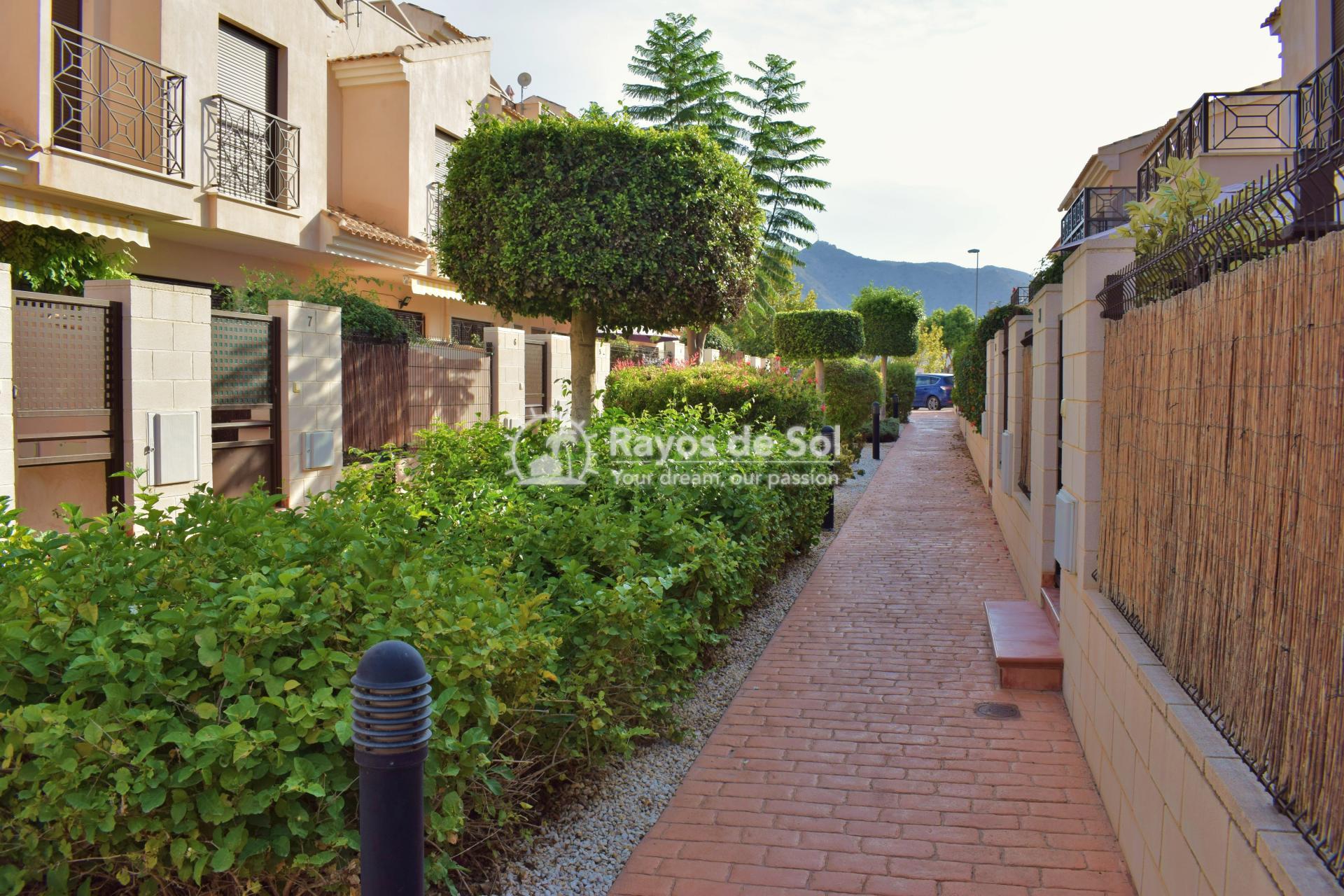 Quadvilla  in San Cayetano, Costa Cálida (SCRE0029) - 20