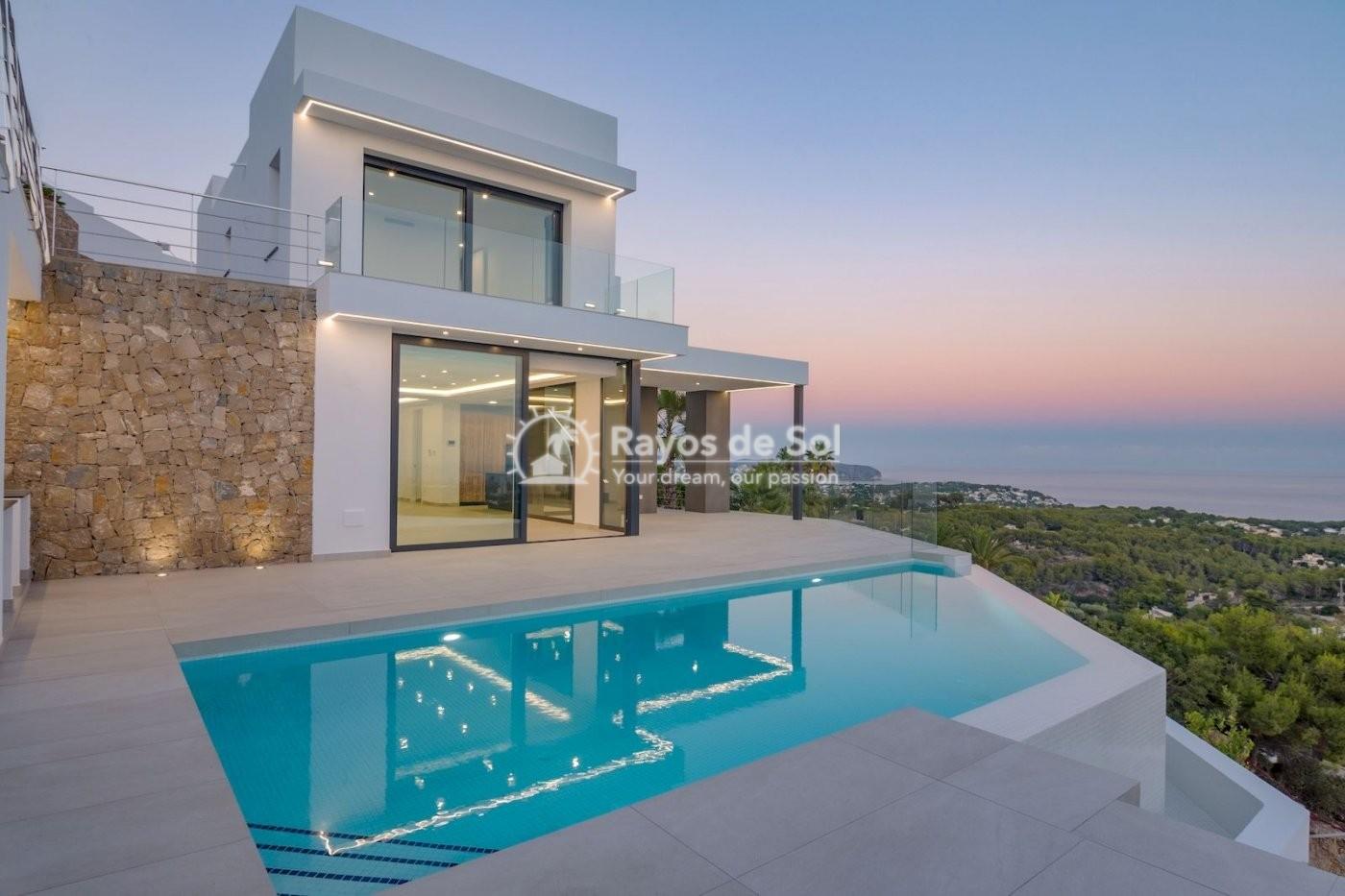 Stunning villa  in Benissa, Costa Blanca (VD40004) - 2