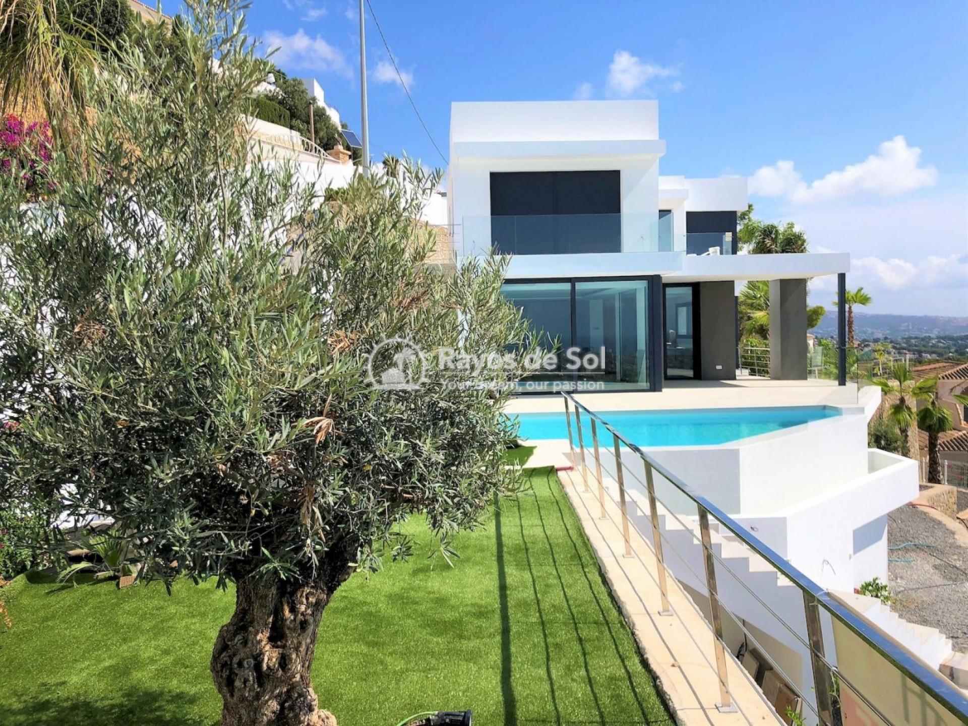 Schitterende villa  in Benissa, Costa Blanca (VD40004) - 5
