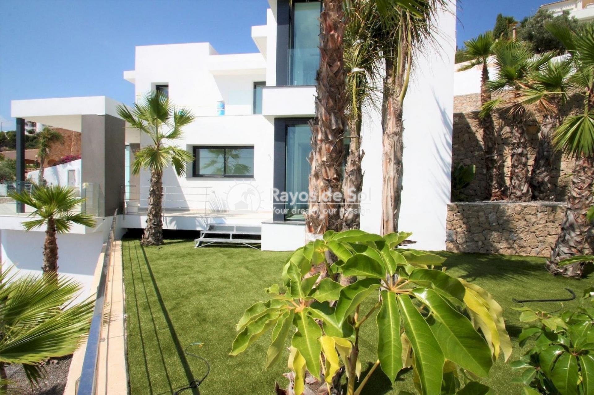 Schitterende villa  in Benissa, Costa Blanca (VD40004) - 6