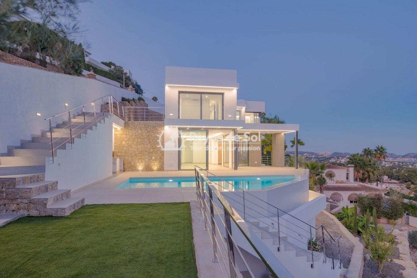 Schitterende villa  in Benissa, Costa Blanca (VD40004) - 1