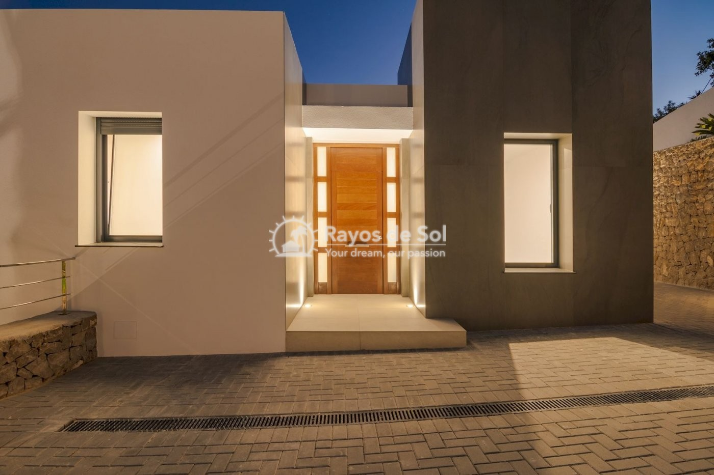 Schitterende villa  in Benissa, Costa Blanca (VD40004) - 8