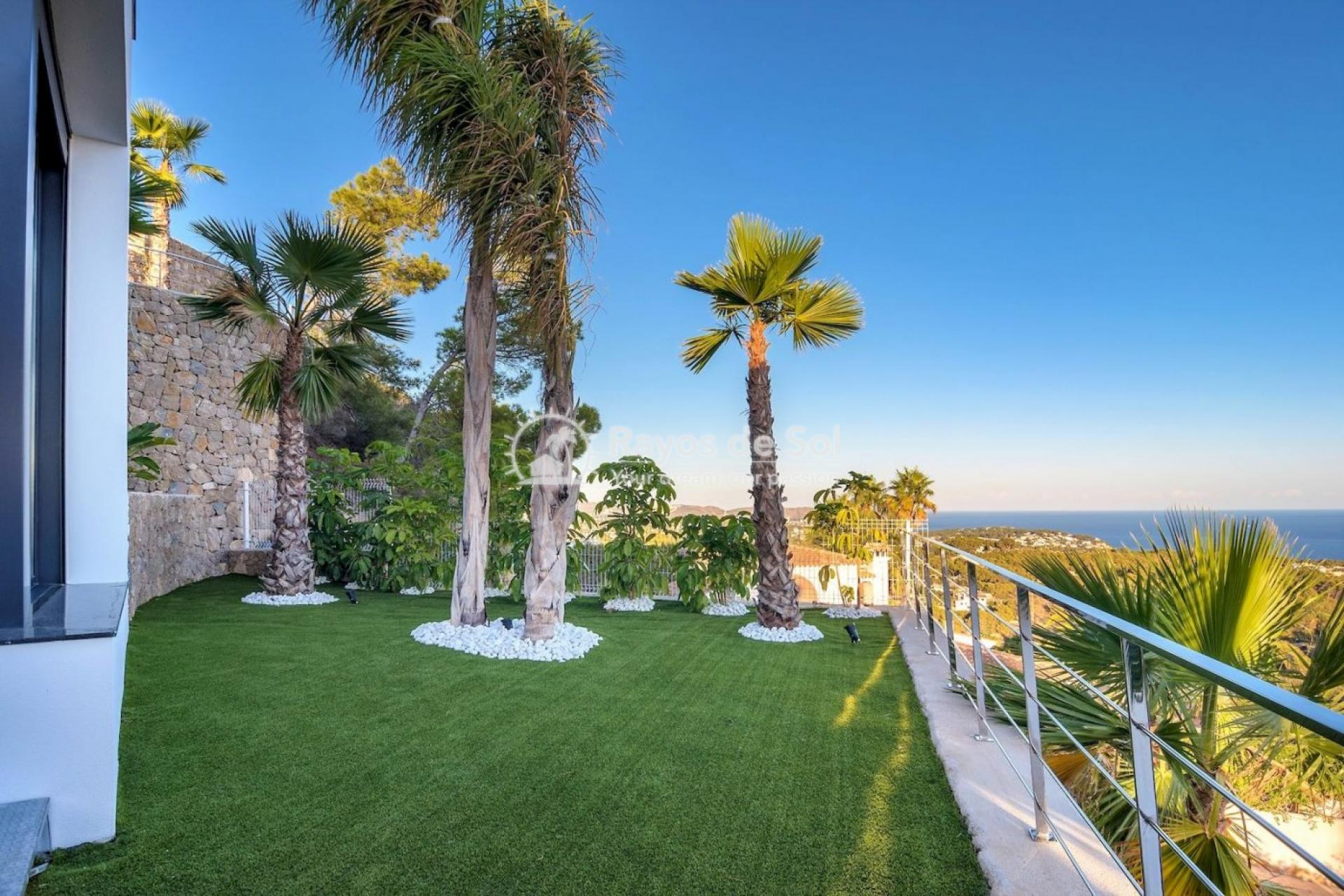 Schitterende villa  in Benissa, Costa Blanca (VD40004) - 9