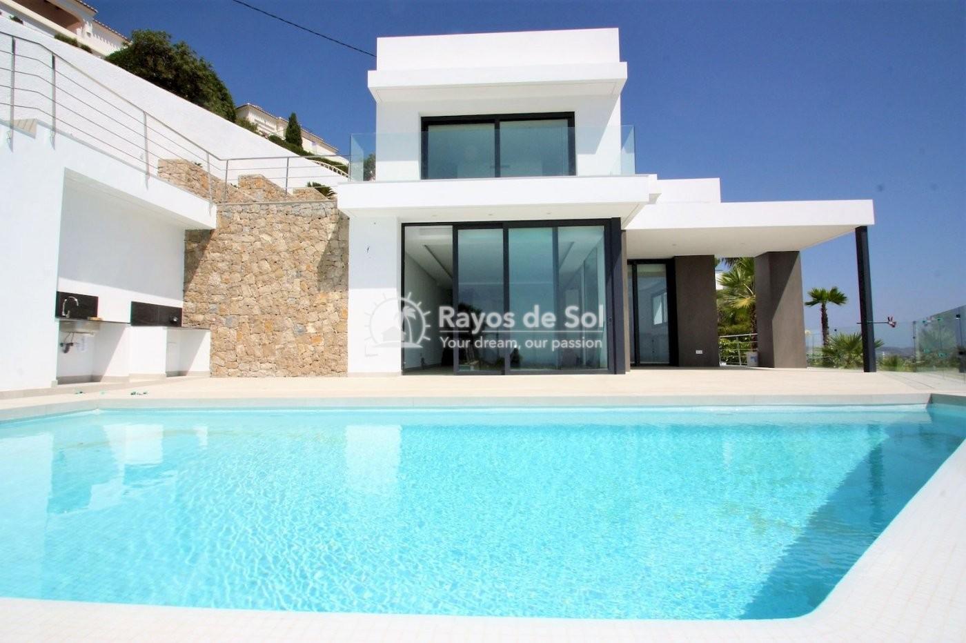 Schitterende villa  in Benissa, Costa Blanca (VD40004) - 4