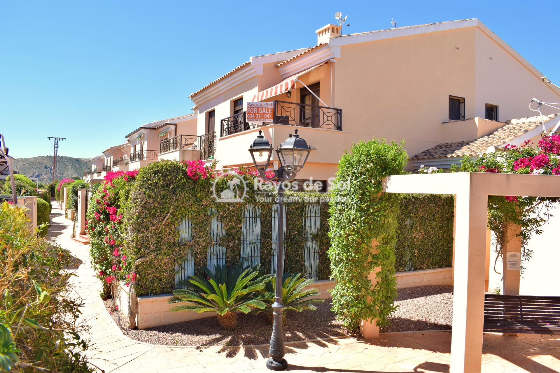 Schitterende quadvilla  in San Cayetano, Costa Cálida (SCRE0030) - 1