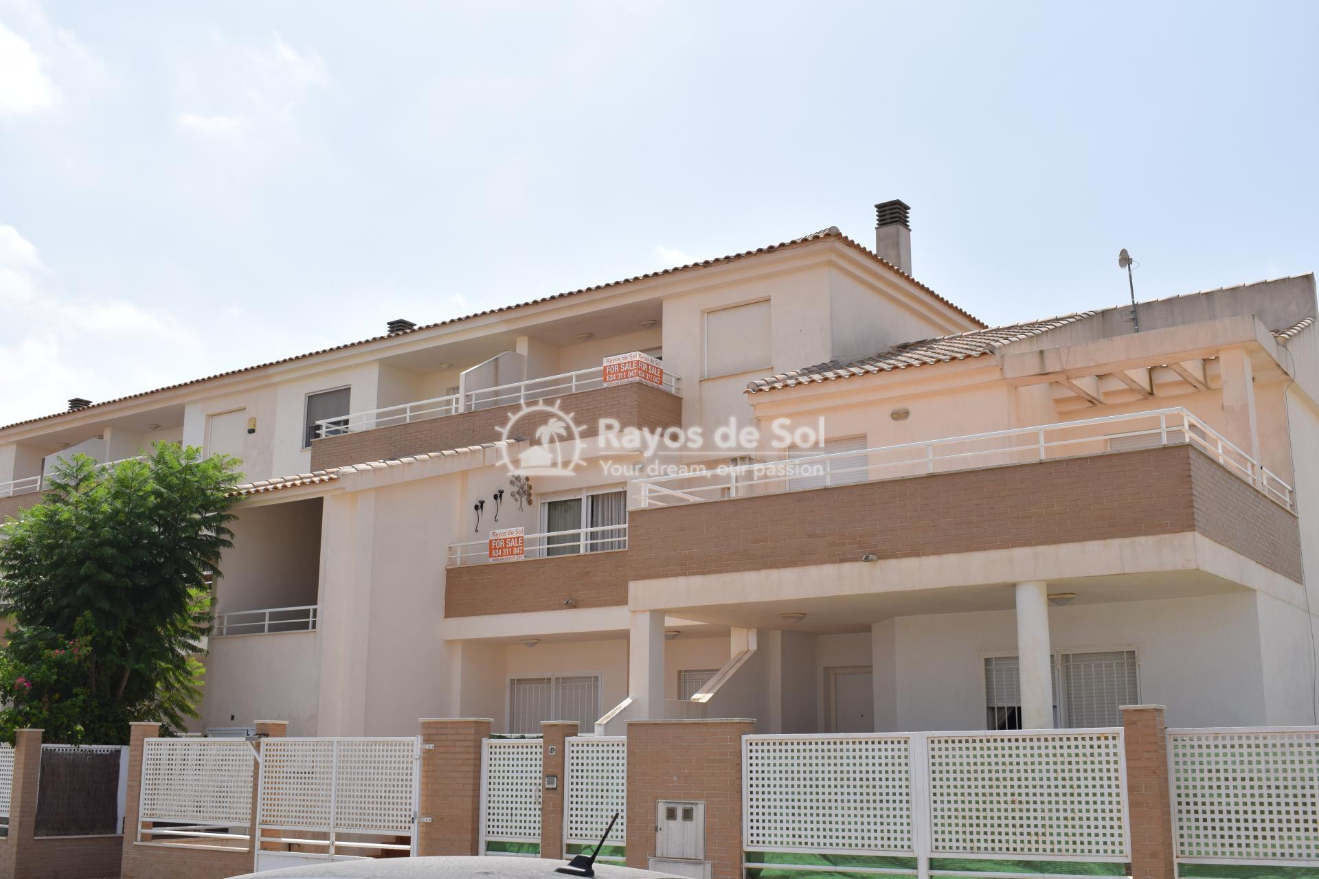 Penthouse  in San Cayetano, Costa Cálida (SCRE0031) - 3