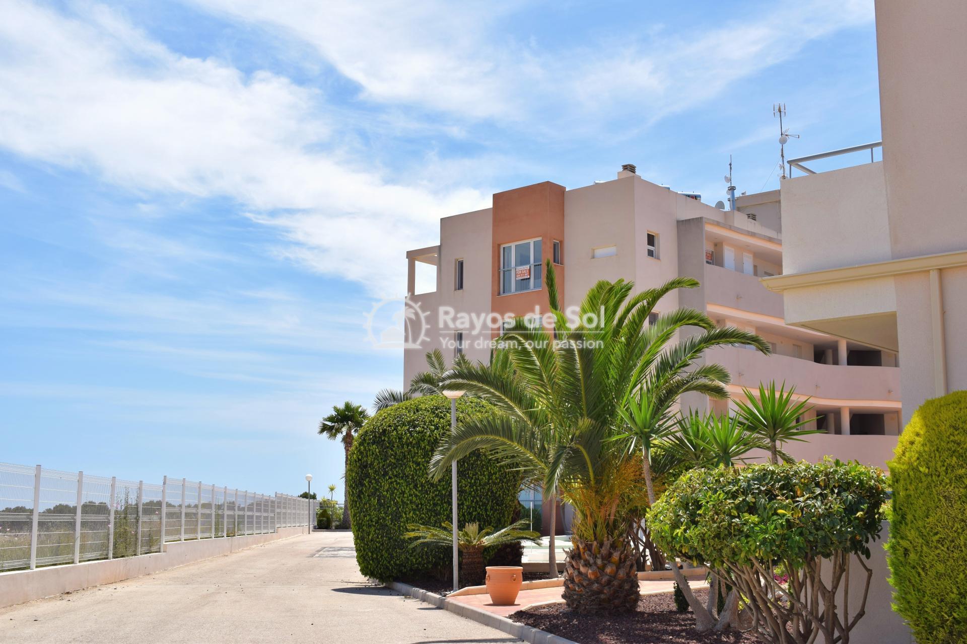 Penthouse met schitterend uitzicht  in La Zenia, Orihuela Costa, Costa Blanca (VIRE0001) - 2