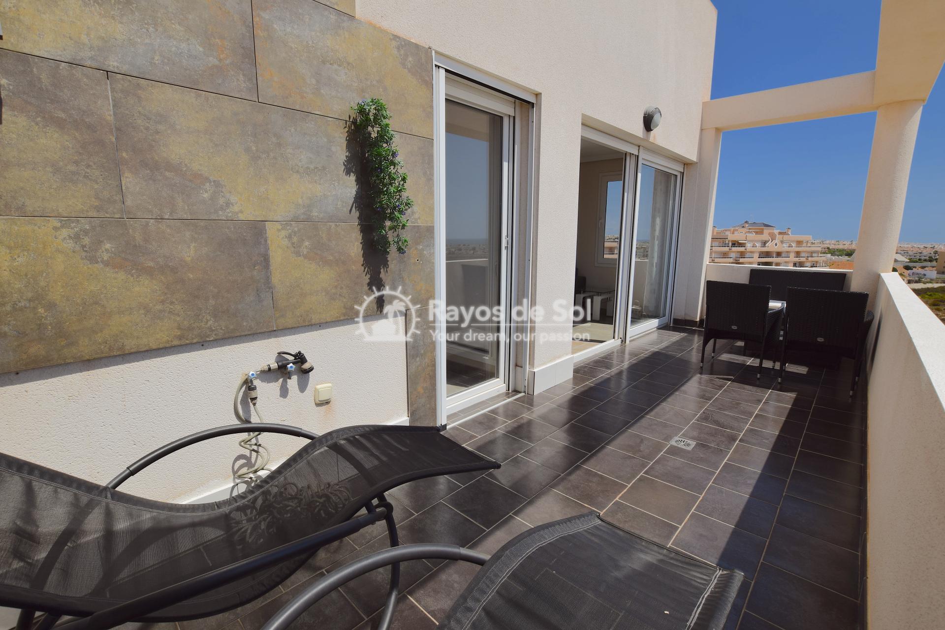 Refurbished penthouse  in Orihuela Costa, Costa Blanca (VIRE0001) - 22