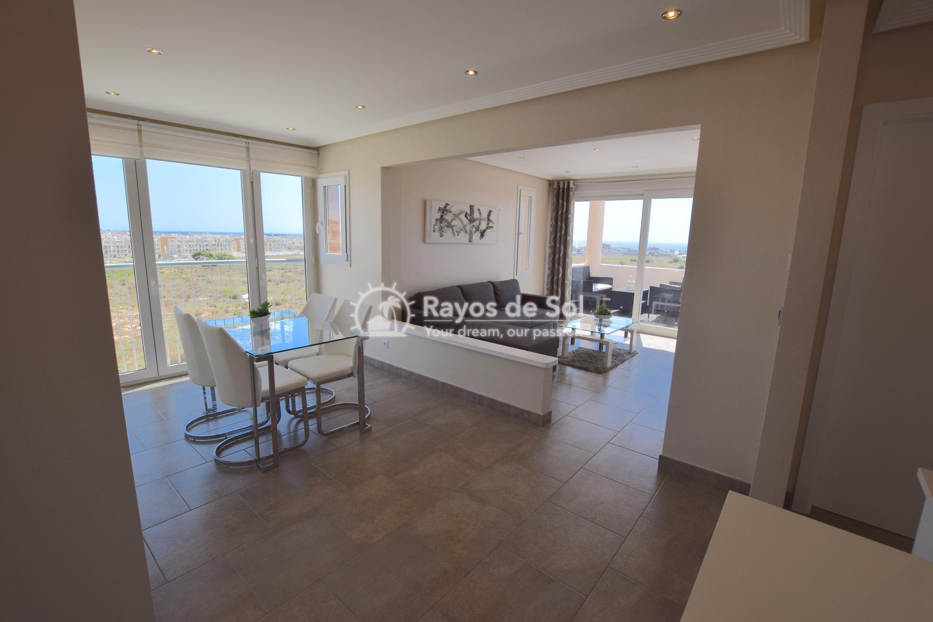 Refurbished penthouse  in Orihuela Costa, Costa Blanca (VIRE0001) - 3