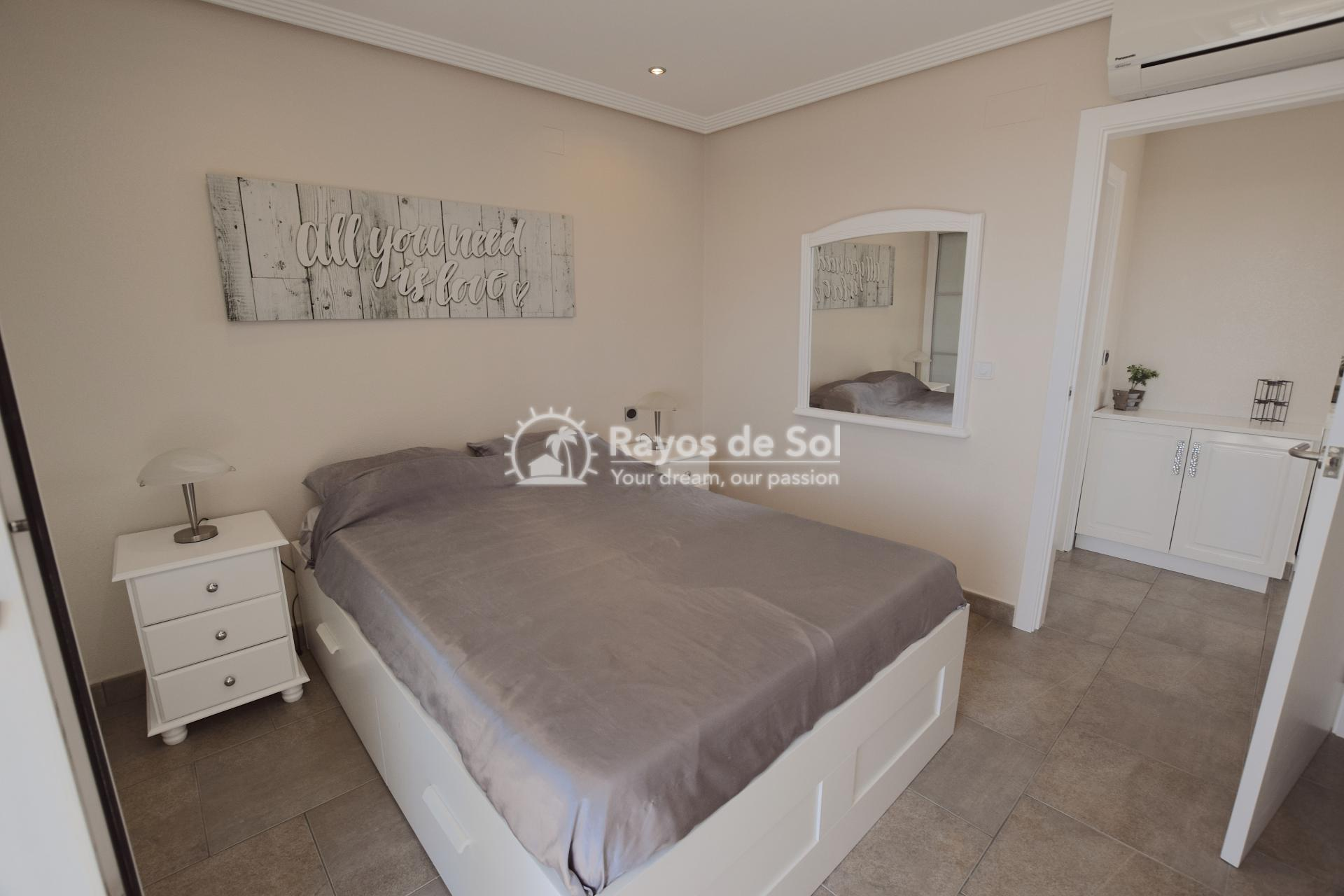Refurbished penthouse  in Orihuela Costa, Costa Blanca (VIRE0001) - 14