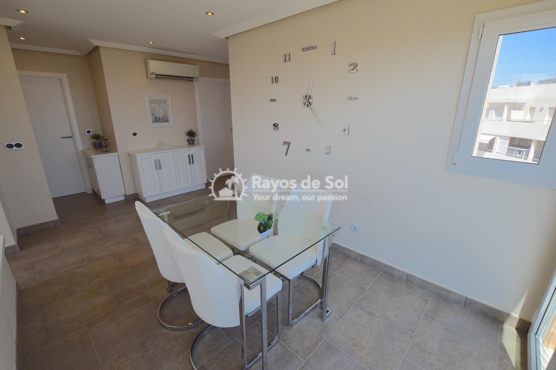 Refurbished penthouse  in Orihuela Costa, Costa Blanca (VIRE0001) - 5