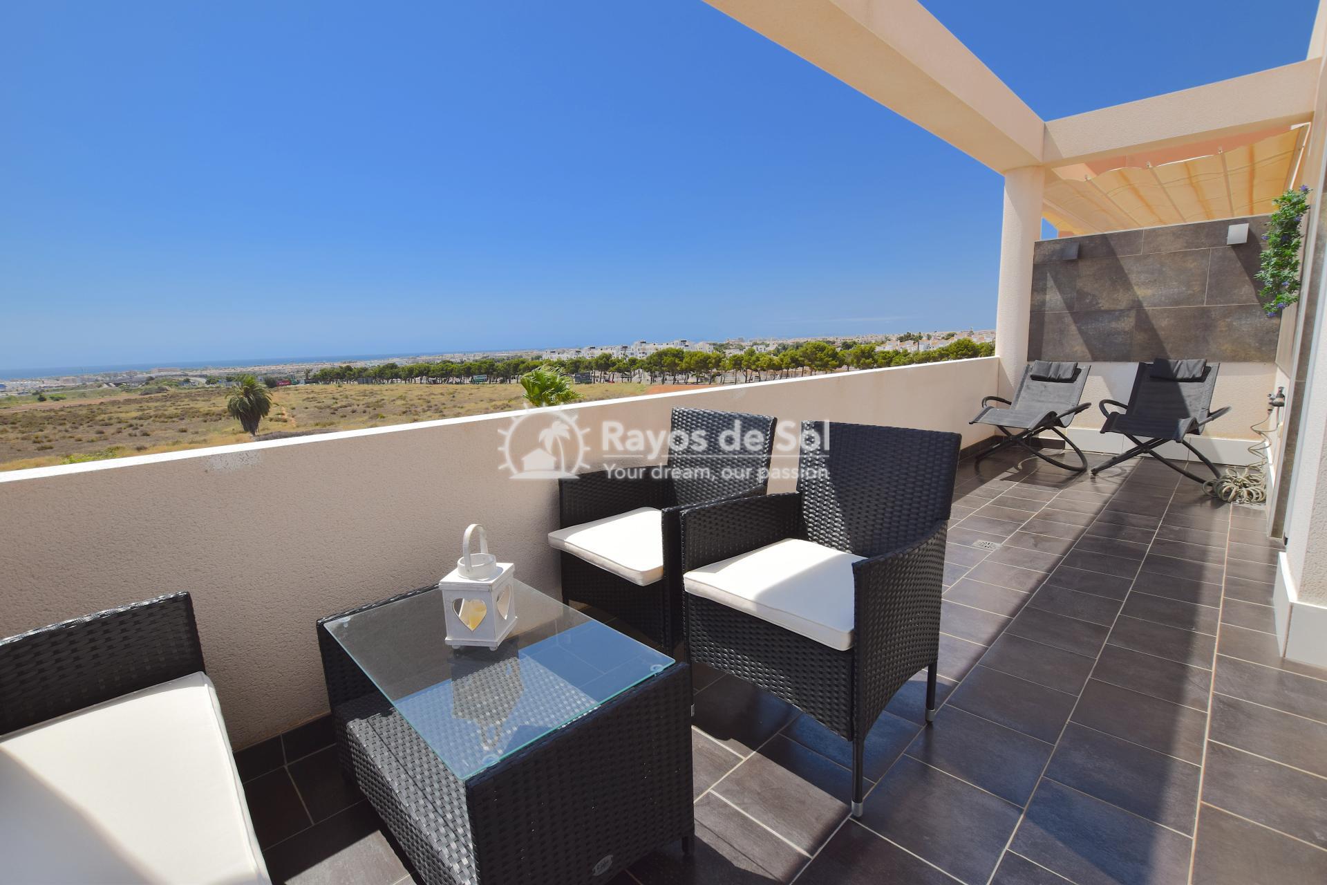 Refurbished penthouse  in Orihuela Costa, Costa Blanca (VIRE0001) - 20