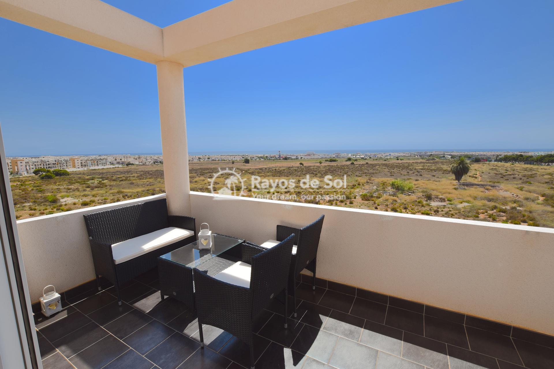 Refurbished penthouse  in Orihuela Costa, Costa Blanca (VIRE0001) - 21