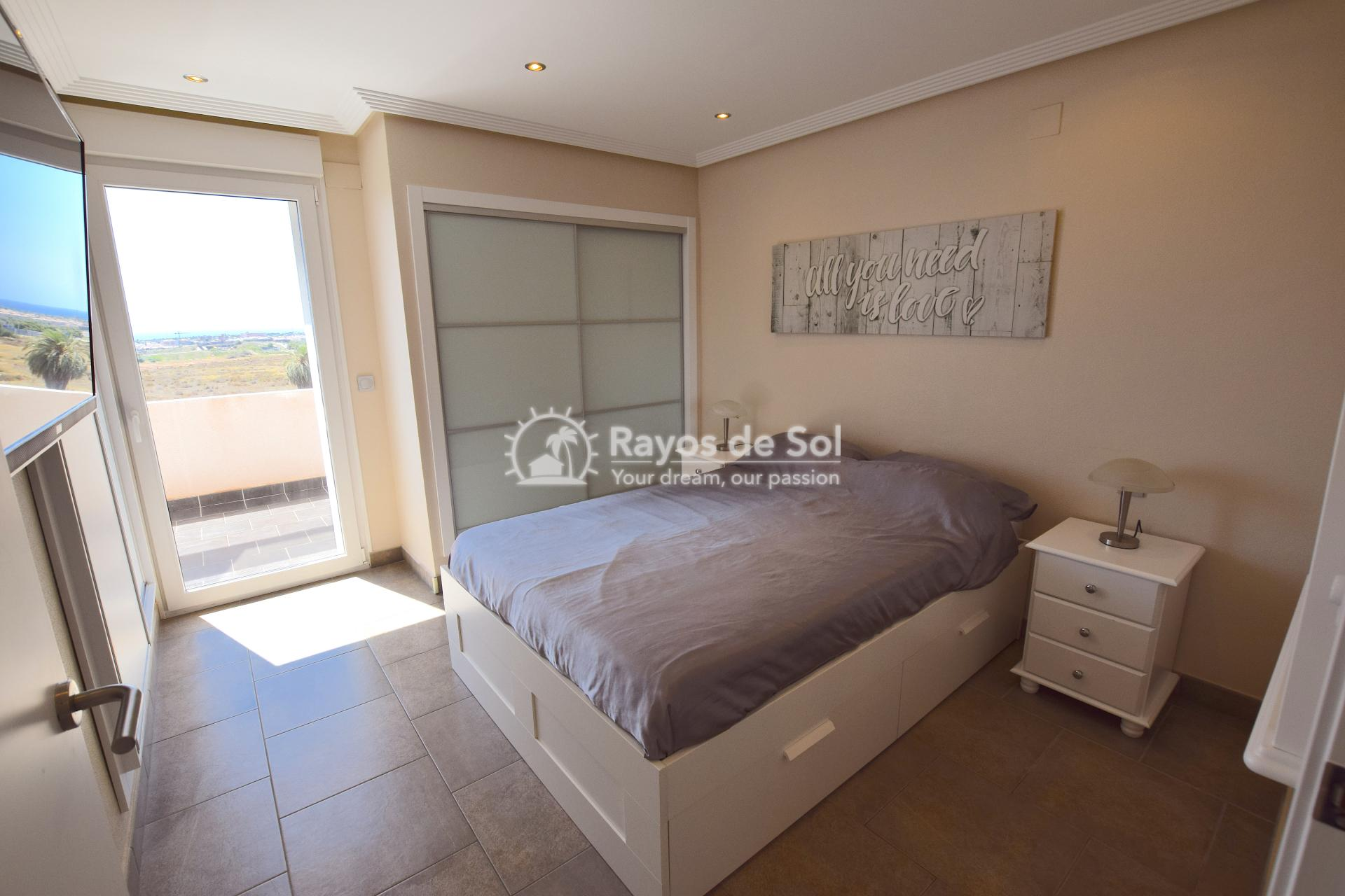 Refurbished penthouse  in Orihuela Costa, Costa Blanca (VIRE0001) - 13