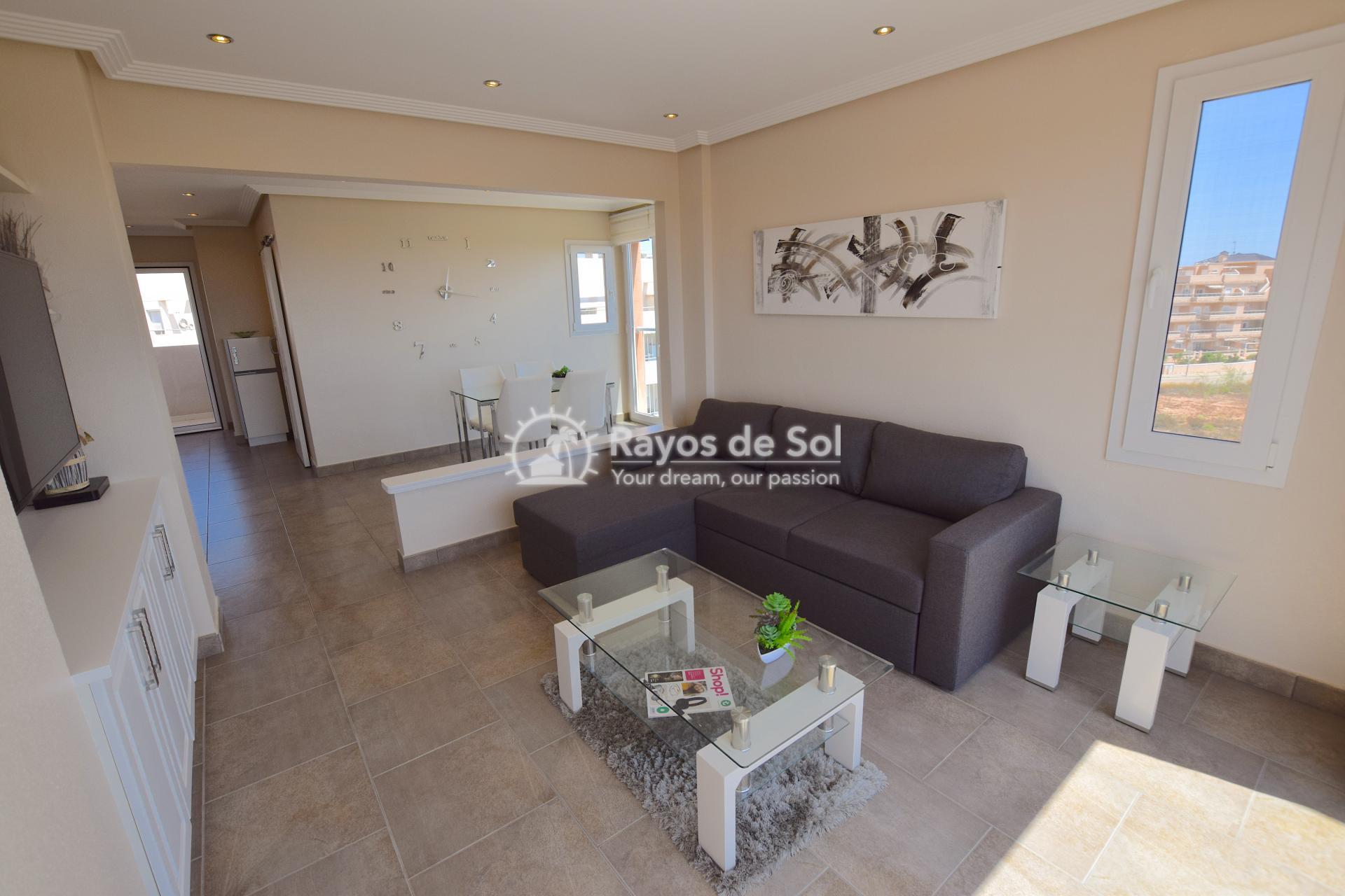 Refurbished penthouse  in Orihuela Costa, Costa Blanca (VIRE0001) - 8
