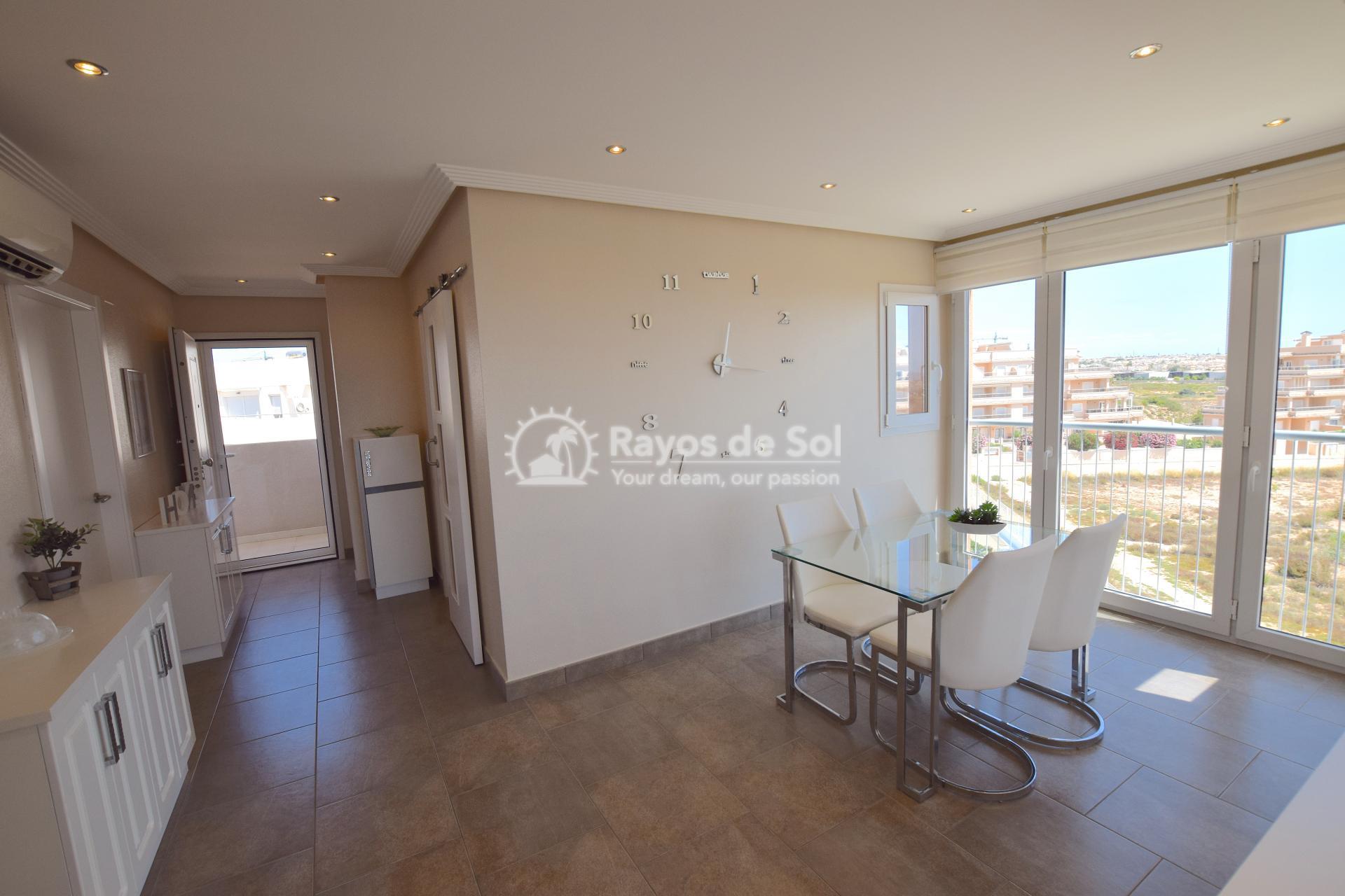 Refurbished penthouse  in Orihuela Costa, Costa Blanca (VIRE0001) - 4