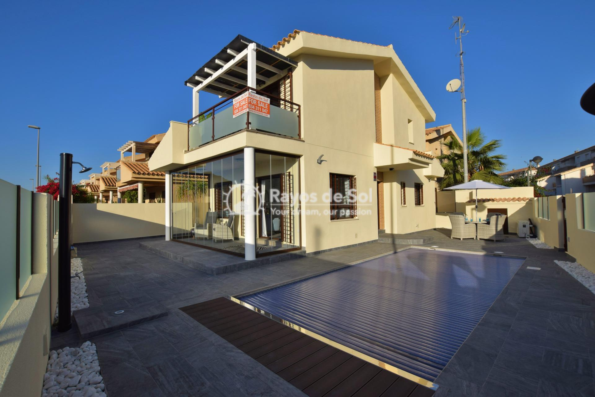 Stunning detached villa  in San Cayetano, Costa Cálida (SCRE0032) - 1