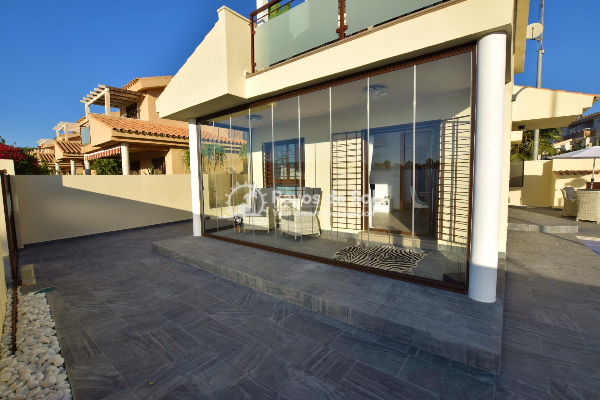 Stunning detached villa  in San Cayetano, Costa Cálida (SCRE0032) - 45
