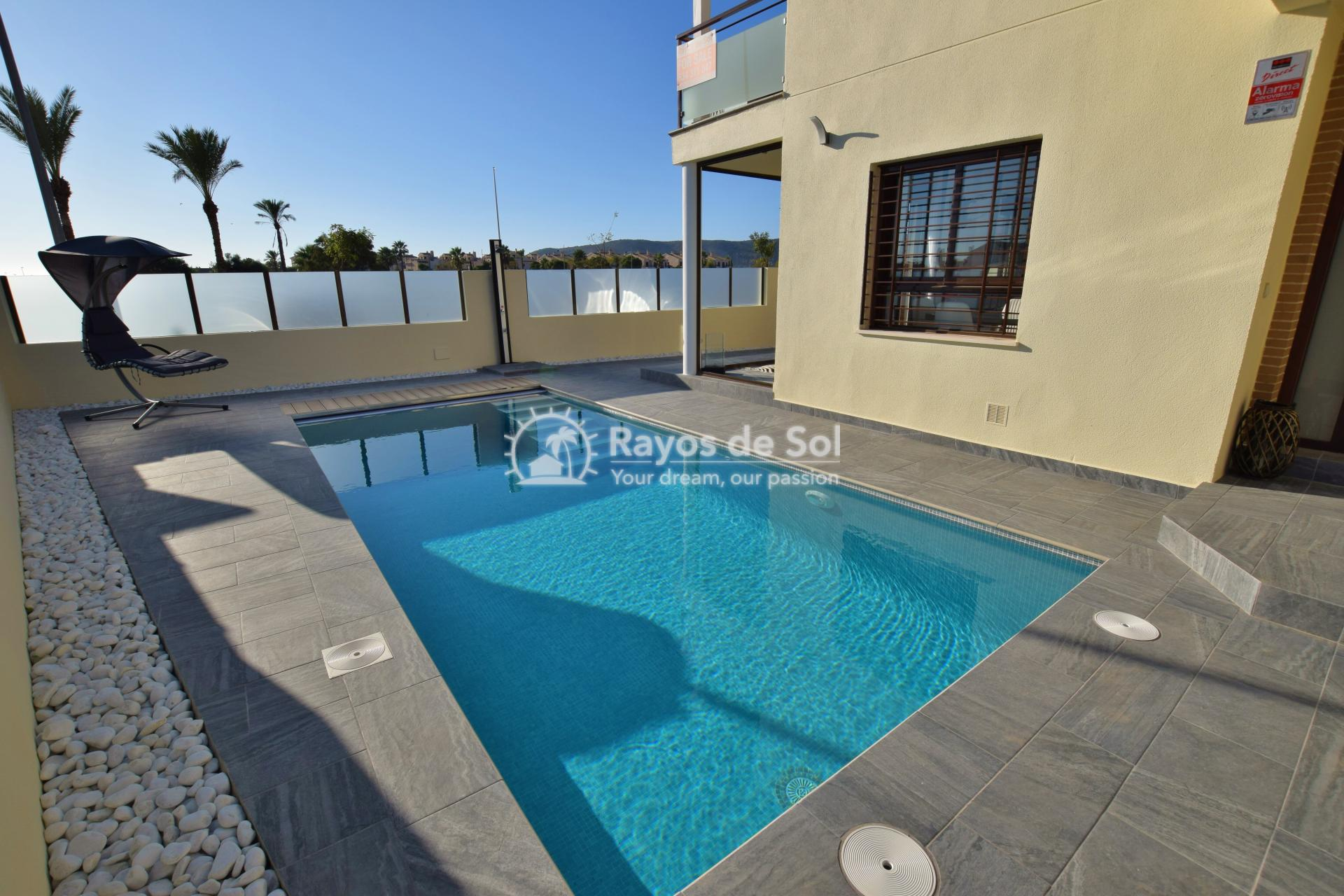 Stunning detached villa  in San Cayetano, Costa Cálida (SCRE0032) - 40