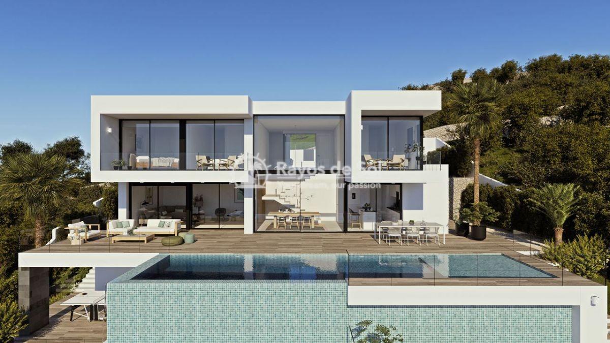 Villa in Cumbre del Sol, Benitachell, Costa Blanca (ov-aj059) - 1